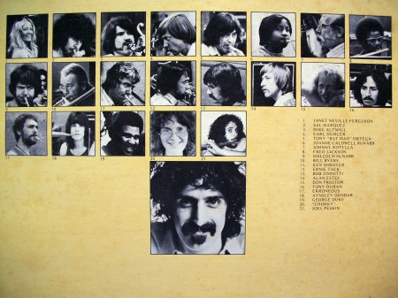 Sinister Vinyl Collection Frank Zappa Amp The Mothers The