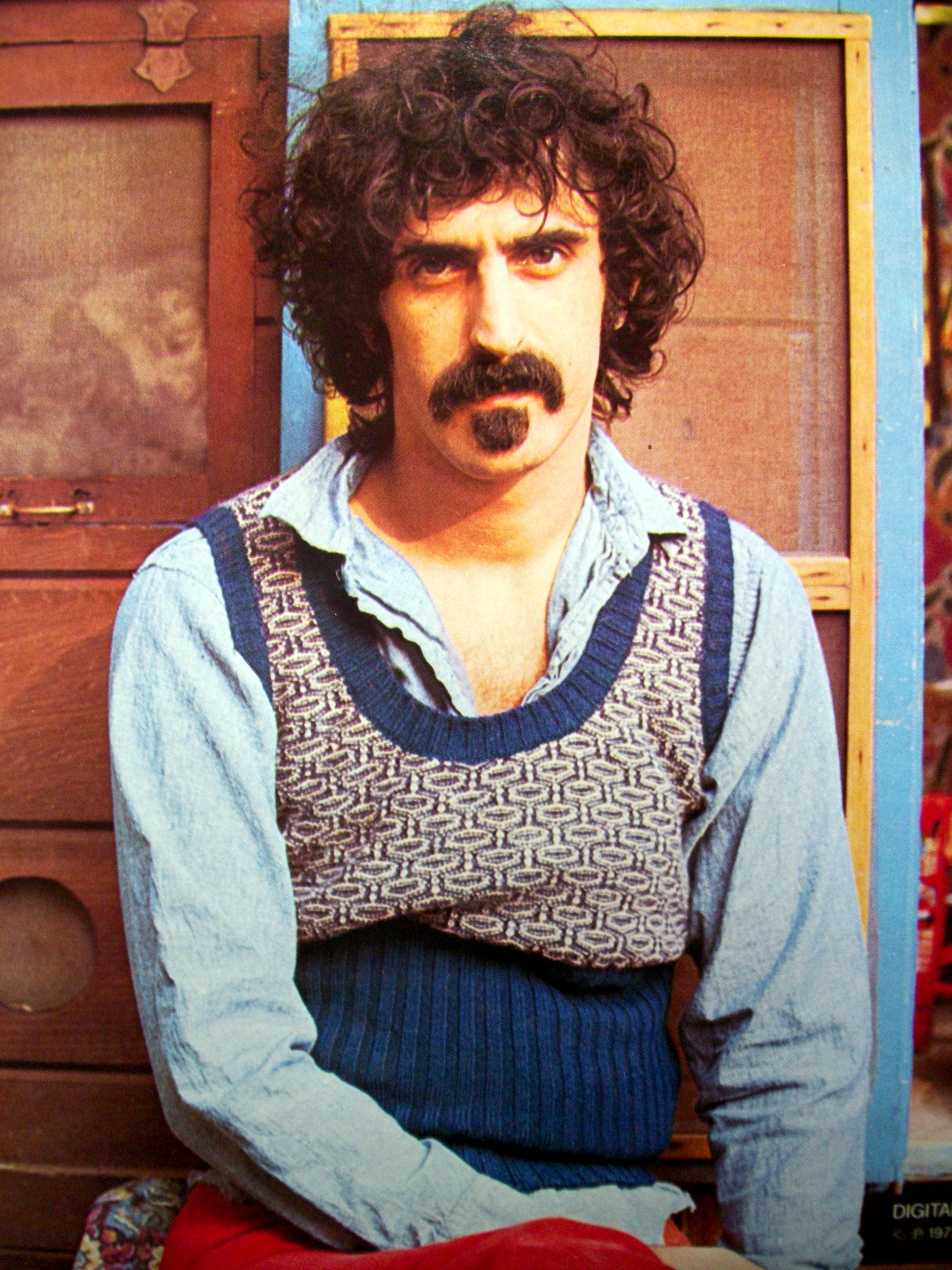 frank zappa Eat that question: frank zappa in his own words review – portrait of a musical revolutionary 4 out of 5 stars.