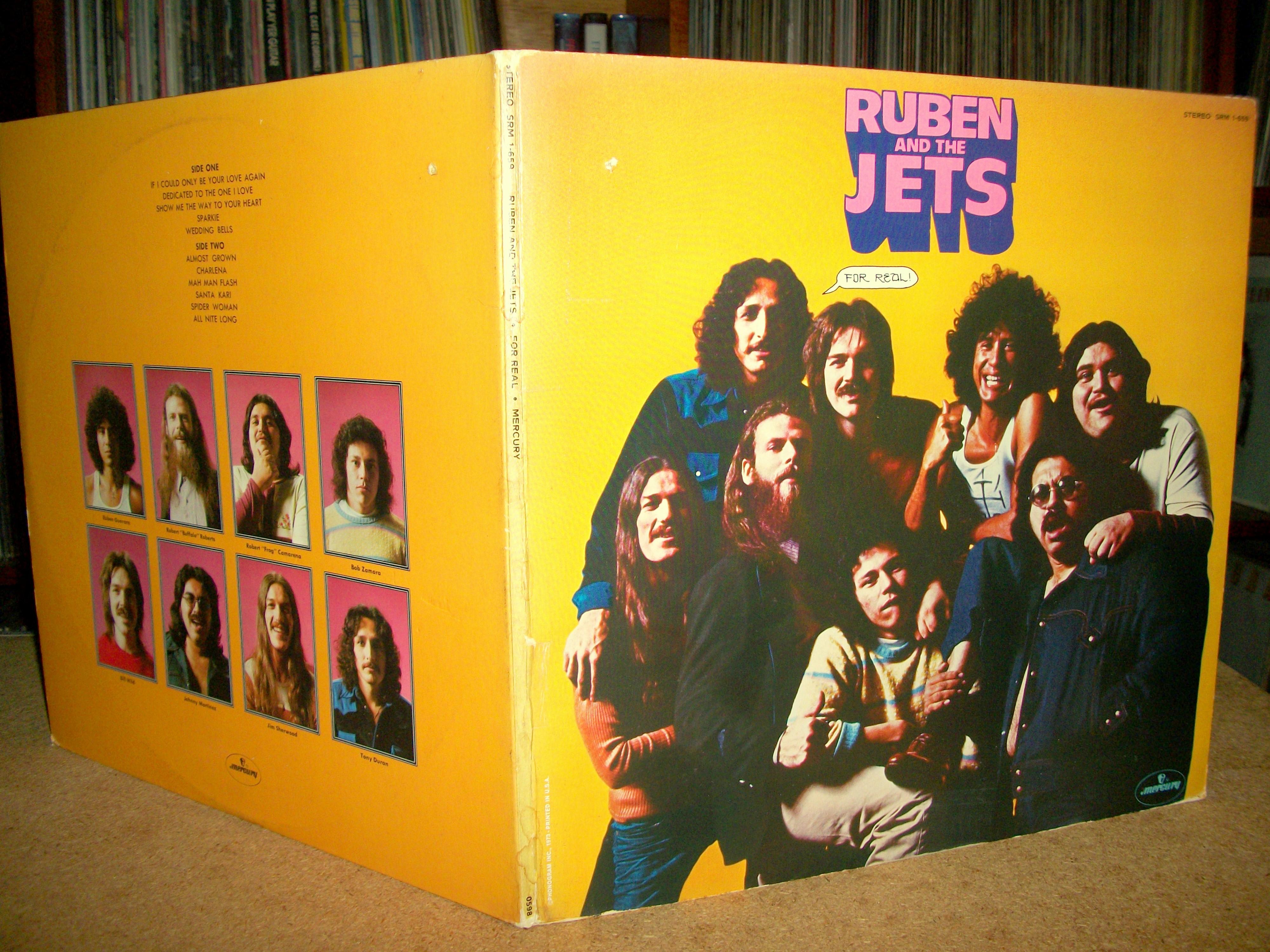 Ruben Amp The Jets Sinister Salad Musikal S Weblog