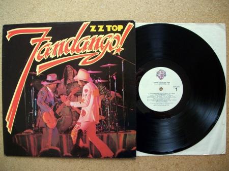 sinister vinyl collection zz top fandango 1975 sinister salad musikal 39 s weblog. Black Bedroom Furniture Sets. Home Design Ideas