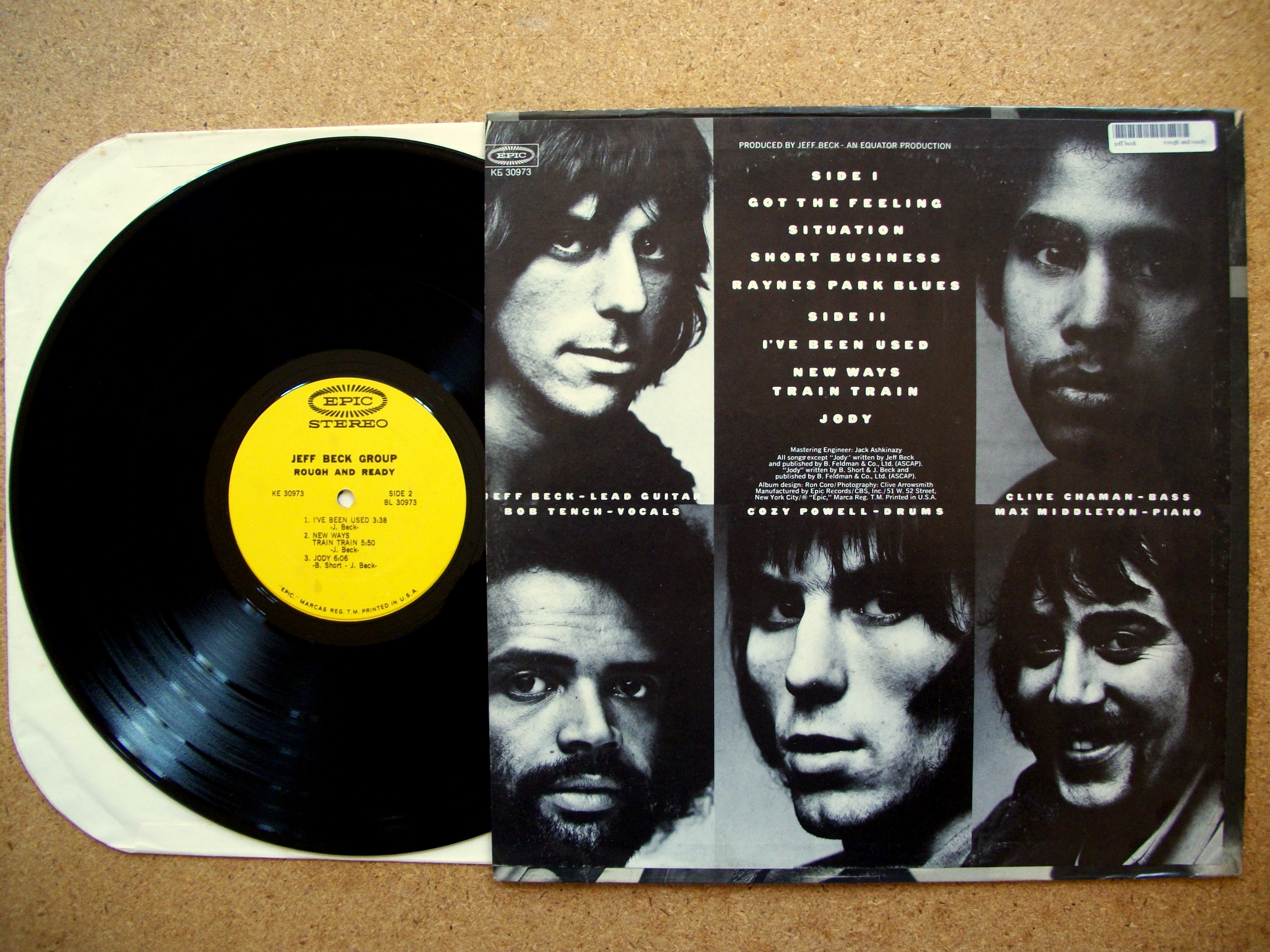 Jeff Beck Group-Got the Feeling
