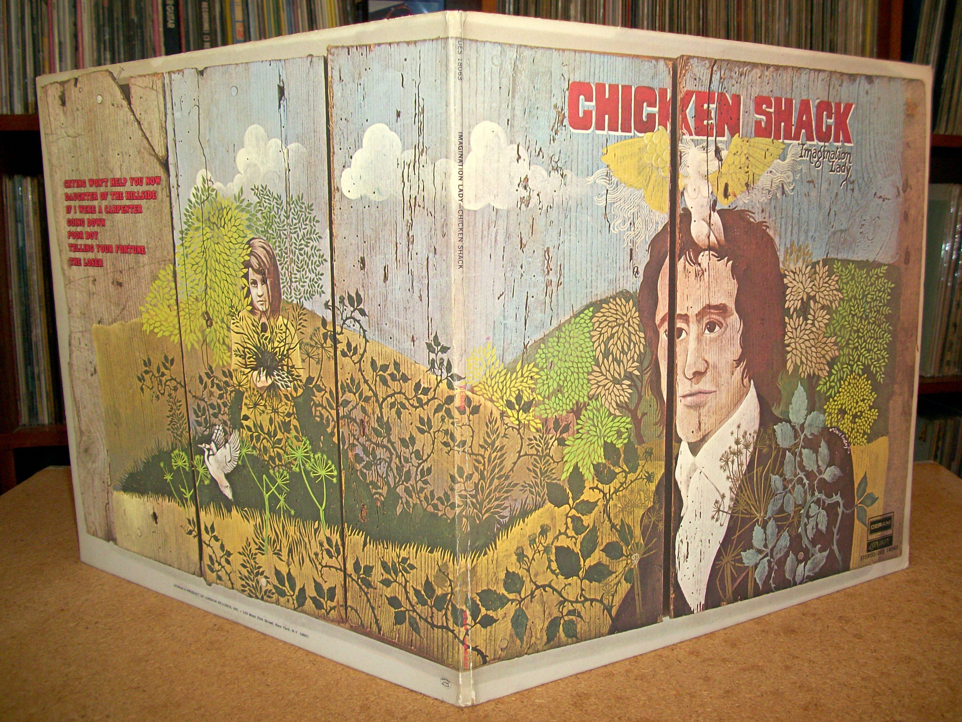 Chicken Shack | Sinister Salad Musikal's Weblog