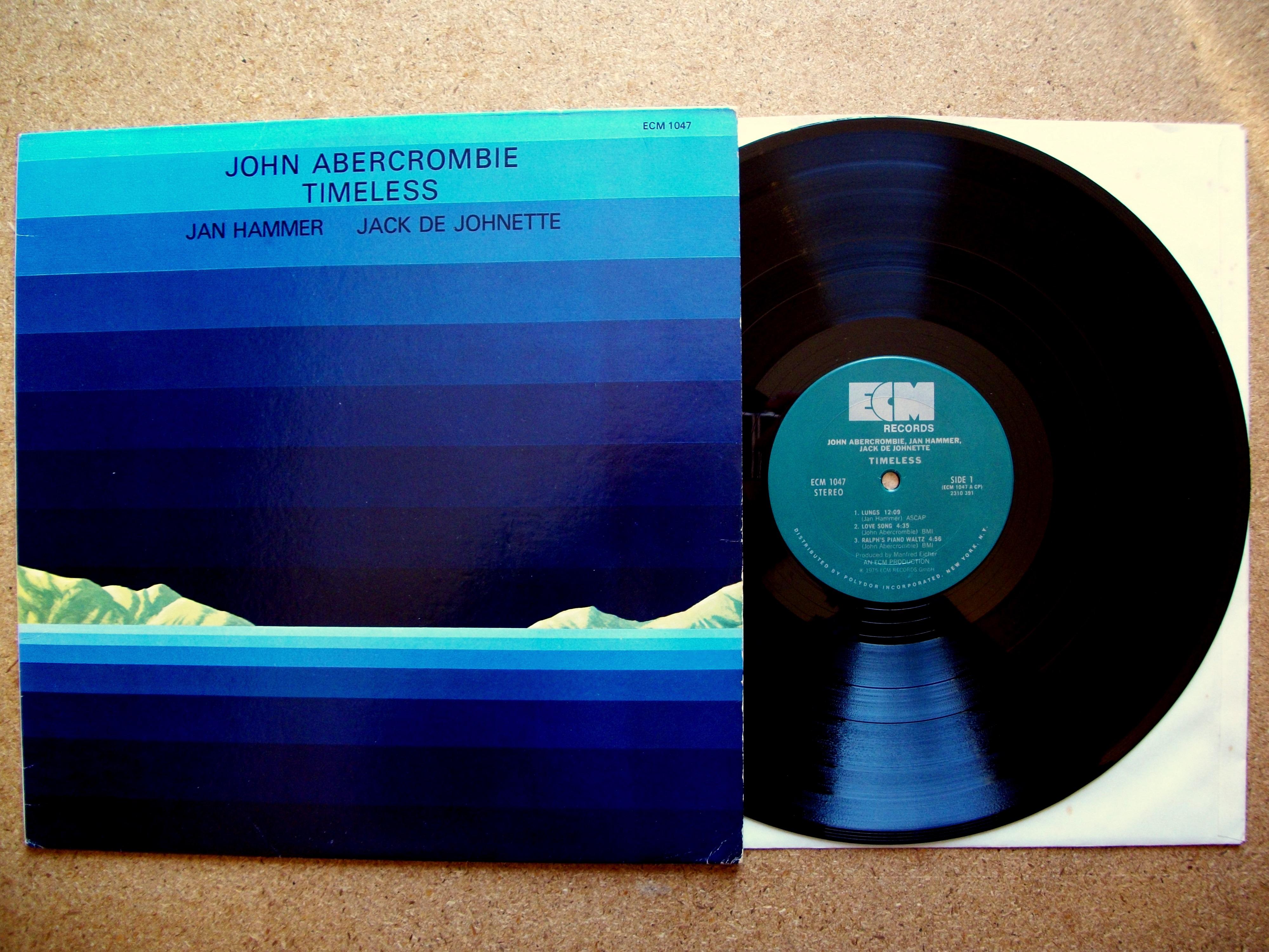 John Abercrombie Sinister Salad Musikal S Weblog