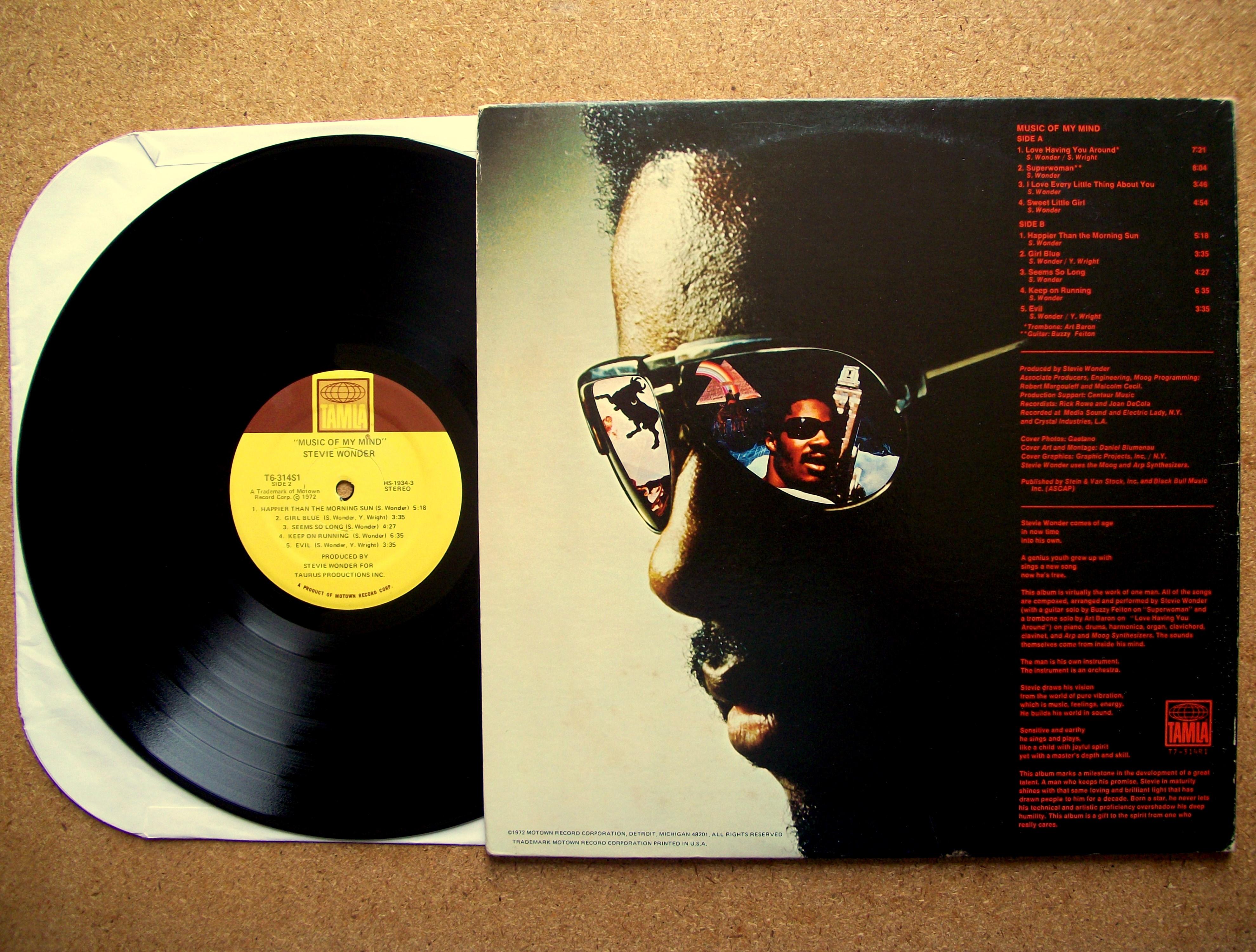 Stevie Wonder Sinister Salad Musikal S Weblog
