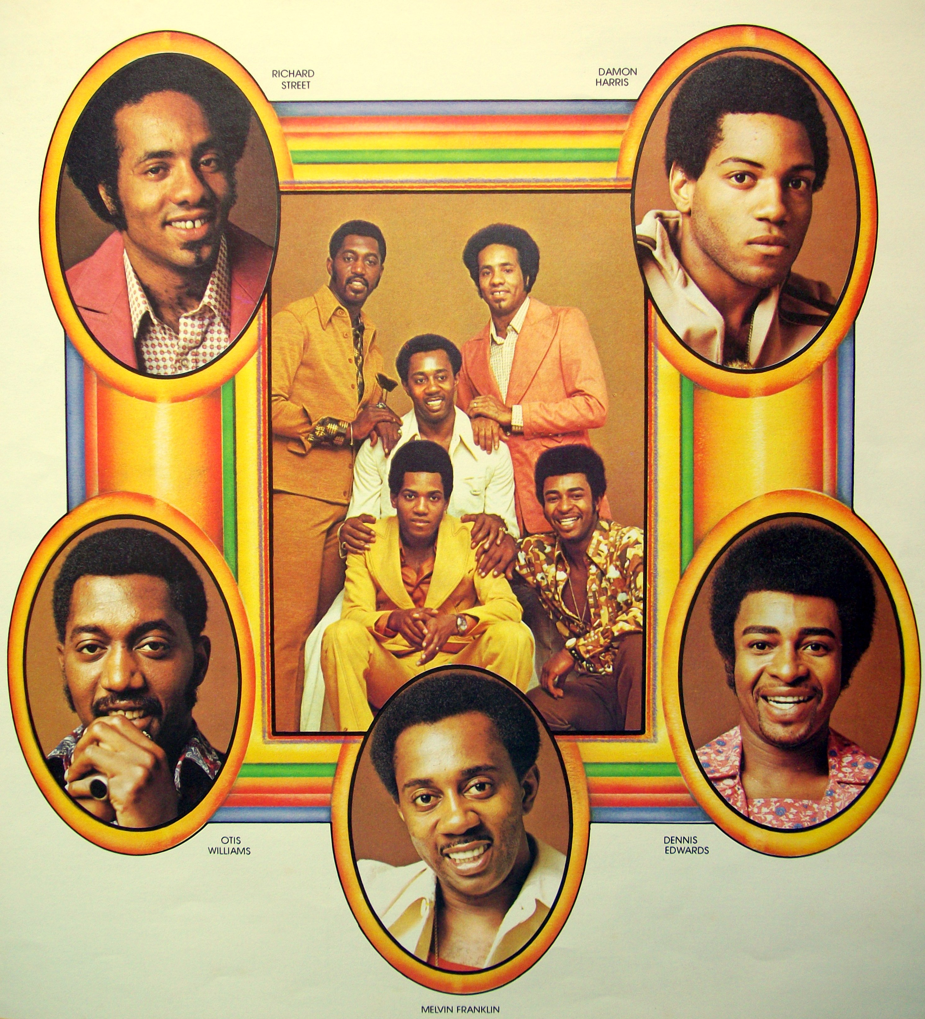 Sinister Vinyl Collection The Temptations Anthology