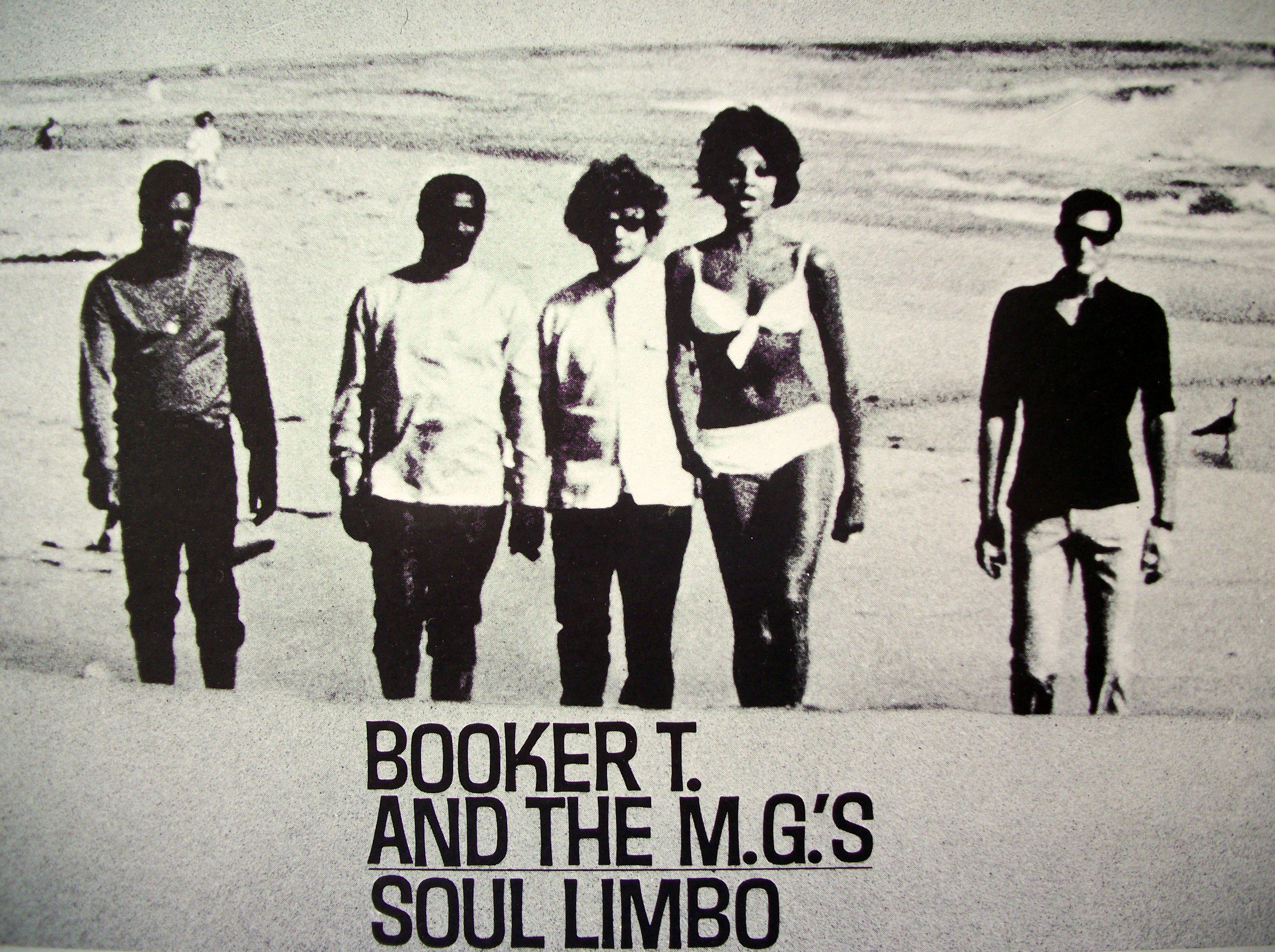 Booker T The MGs Soul Limbo Heads Or Tails