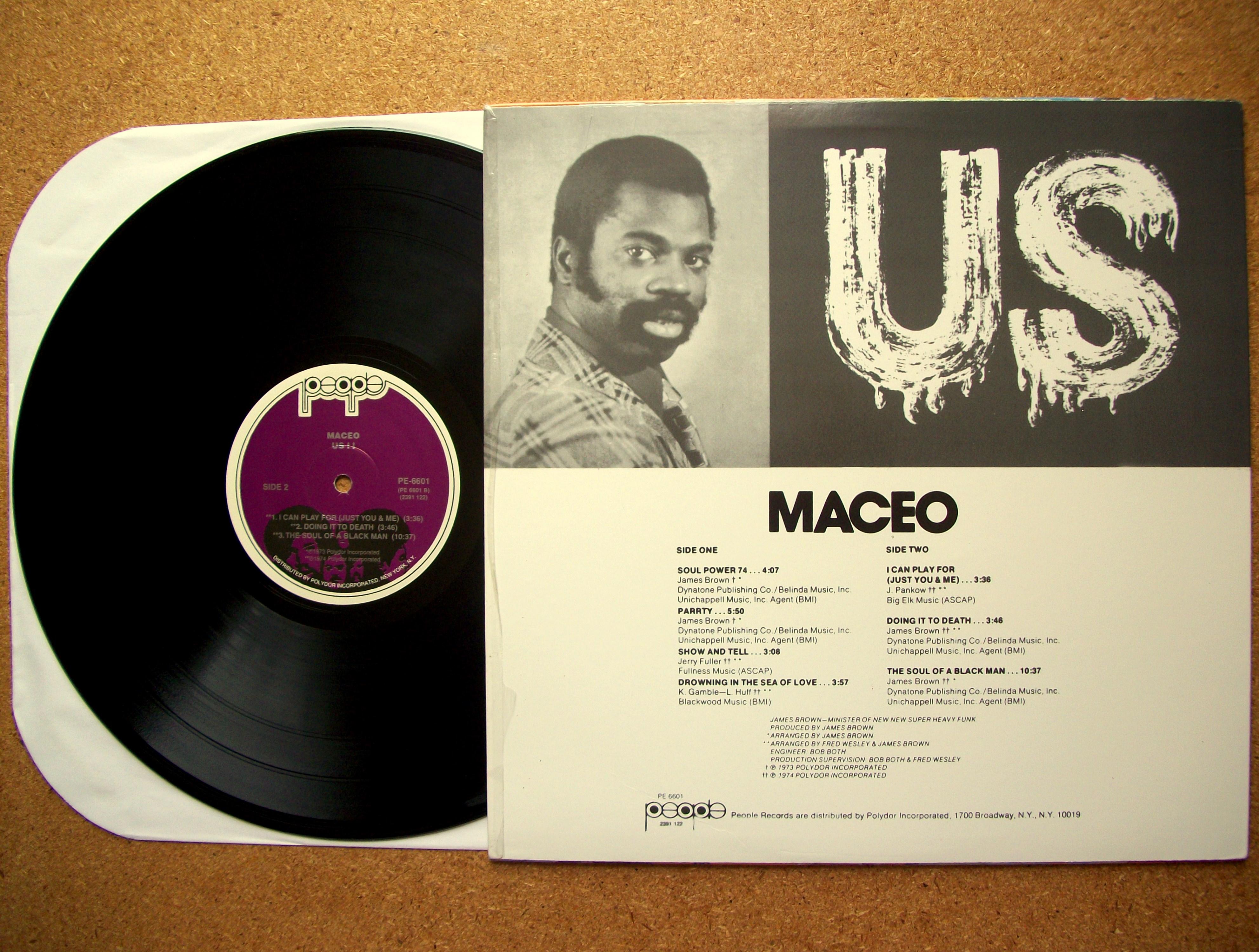 Maceo Us