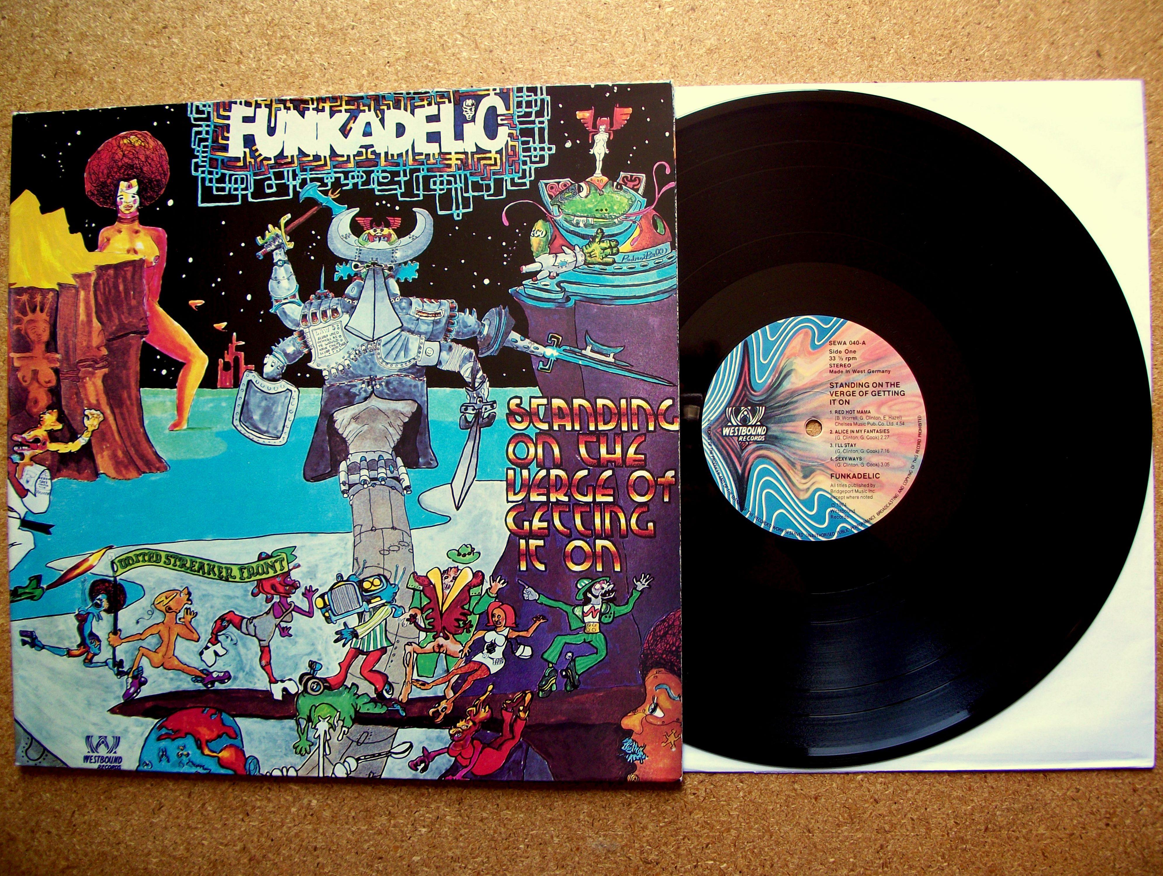 Funkadelic Sinister Salad Musikal S Weblog P 225 Gina 2
