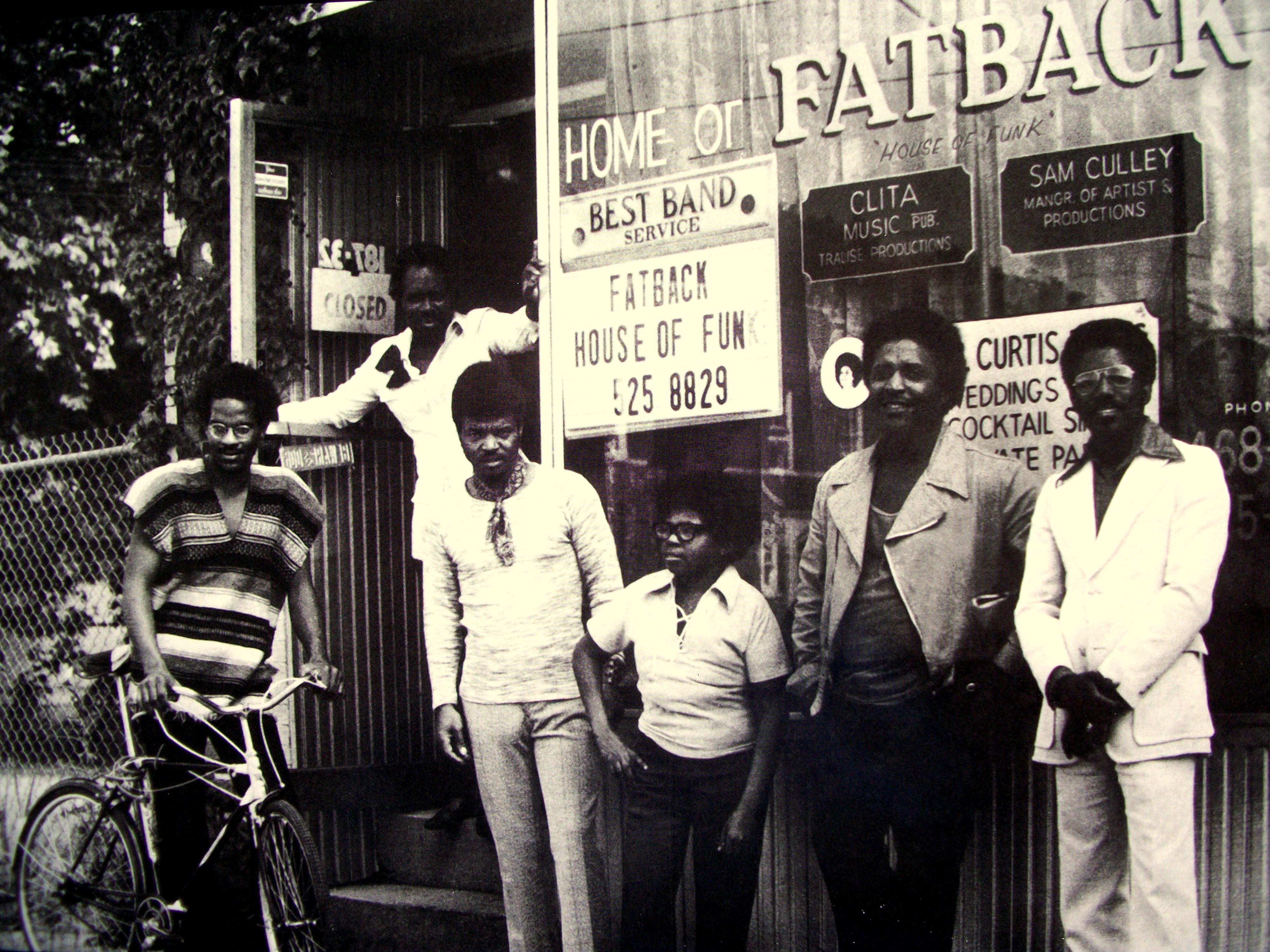 The Fatback Band - Spanish Hustle / ( Are You Ready ) Do The Bus Stop