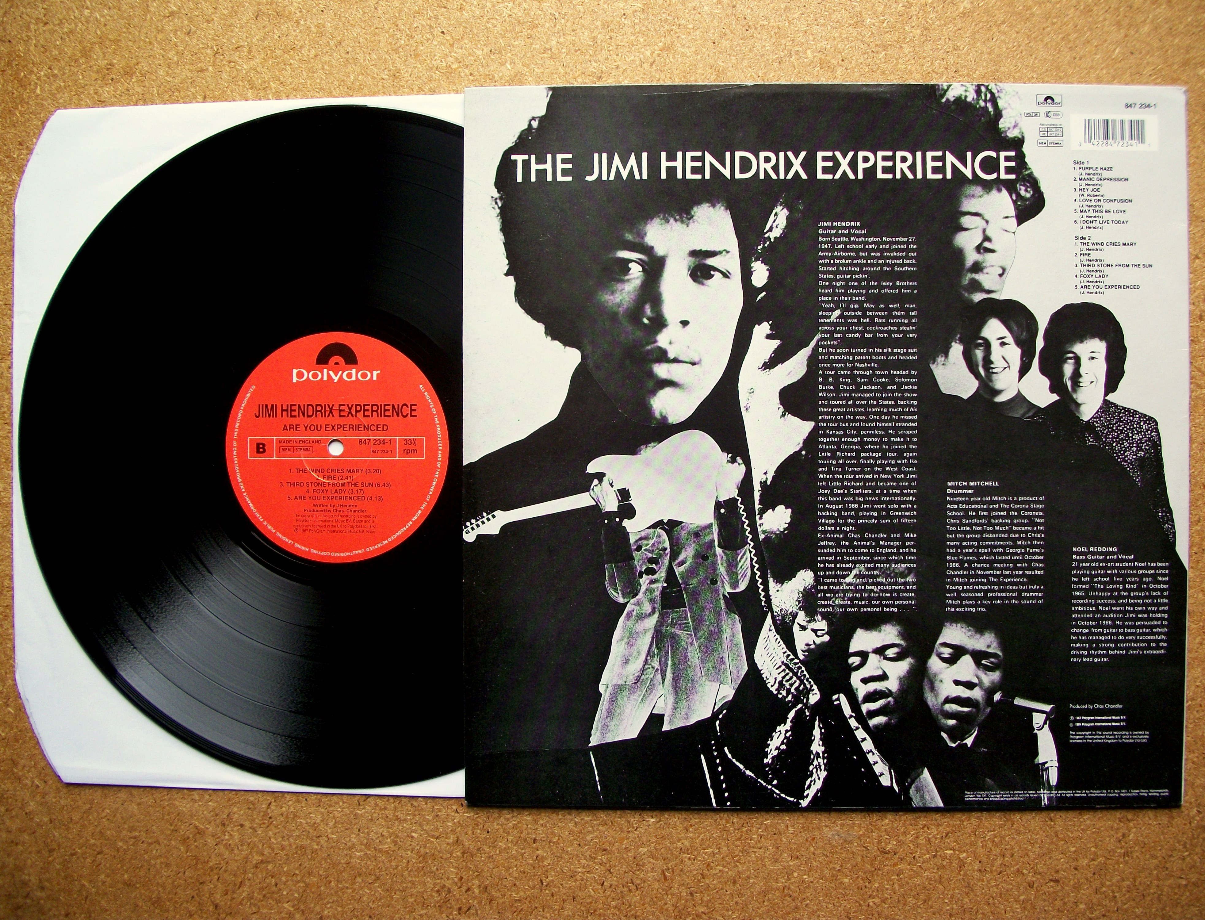 a review of the album are you experienced by the jimi hendrix experience The official youtube home of jimi hendrix skip navigation sign in search jimi hendrix videos playlists both sides of the sky is the new jimi hendrix album coming march 9 live concert recording of the jimi hendrix experience performing at regis college in denver, colorado on.