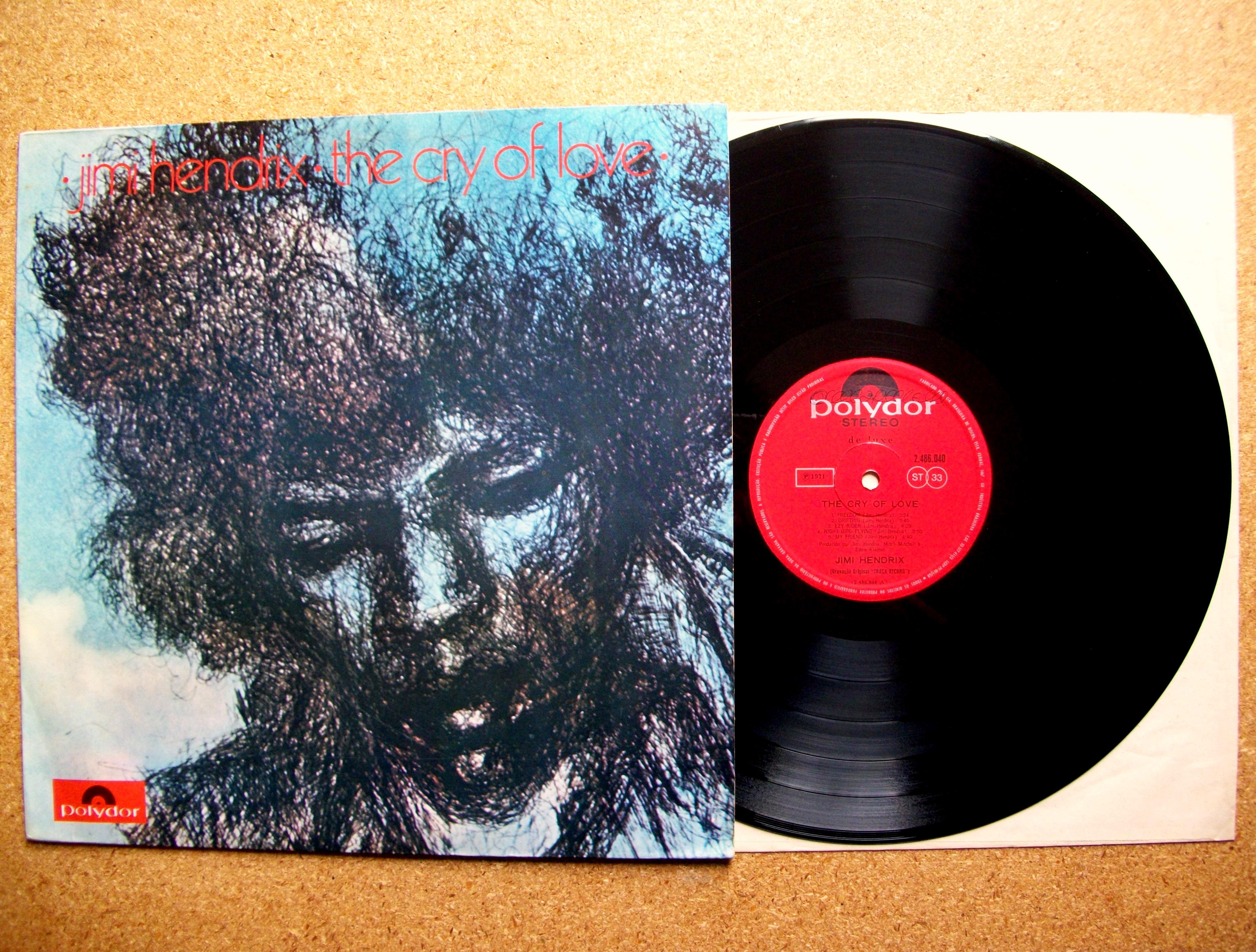 sinister vinyl collection jimi hendrix the cry of love 1971 sinister salad musikal 39 s weblog. Black Bedroom Furniture Sets. Home Design Ideas