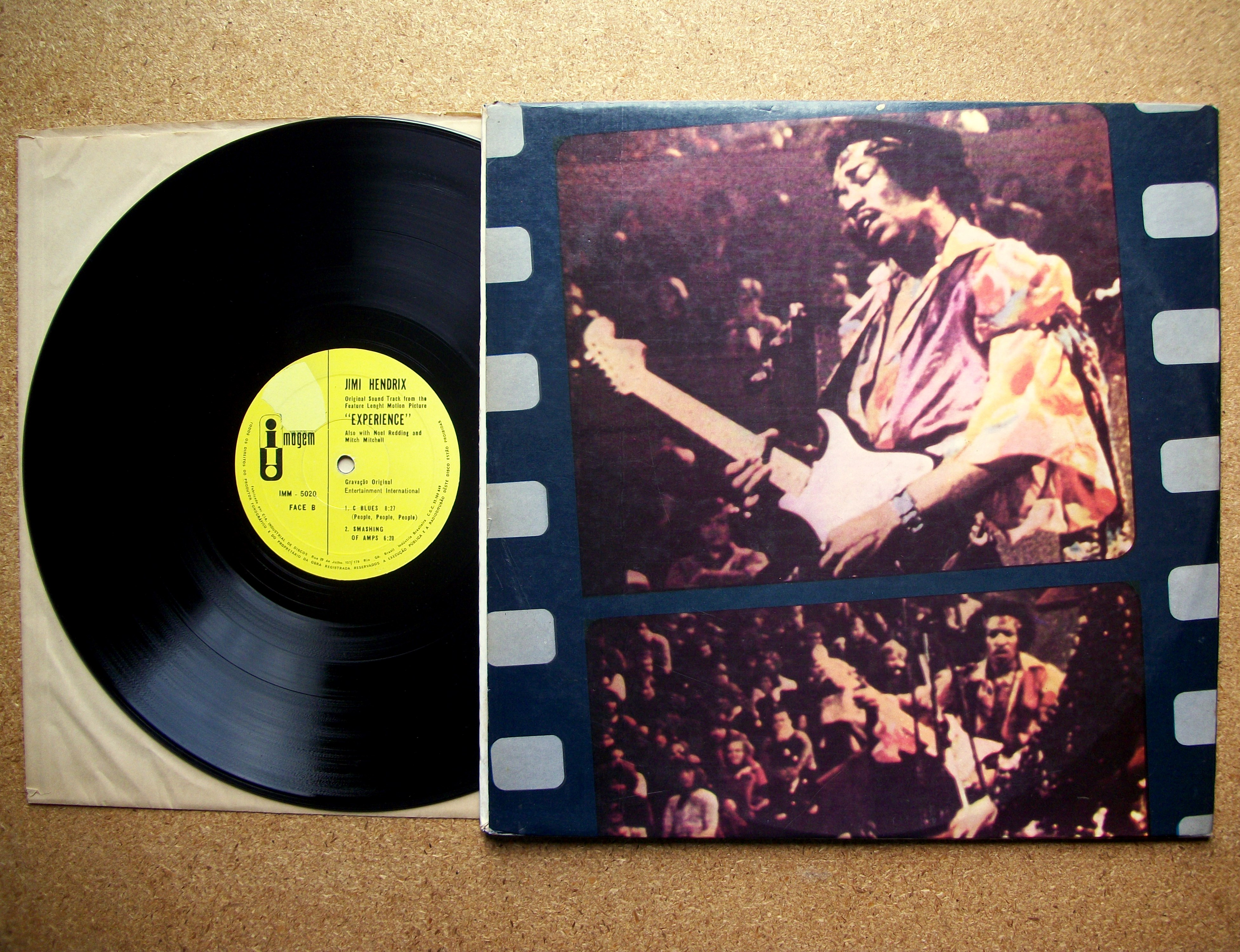 a review of the jimi hendrix experience album Listen closely enough to both sides of the sky, the third jimi hendrix collection released this decade, and you may hear the bottom of a barrel being scraped the majority of these recordings date from the two years after the release of 1968's electric ladyland, a creatively fertile but relatively.