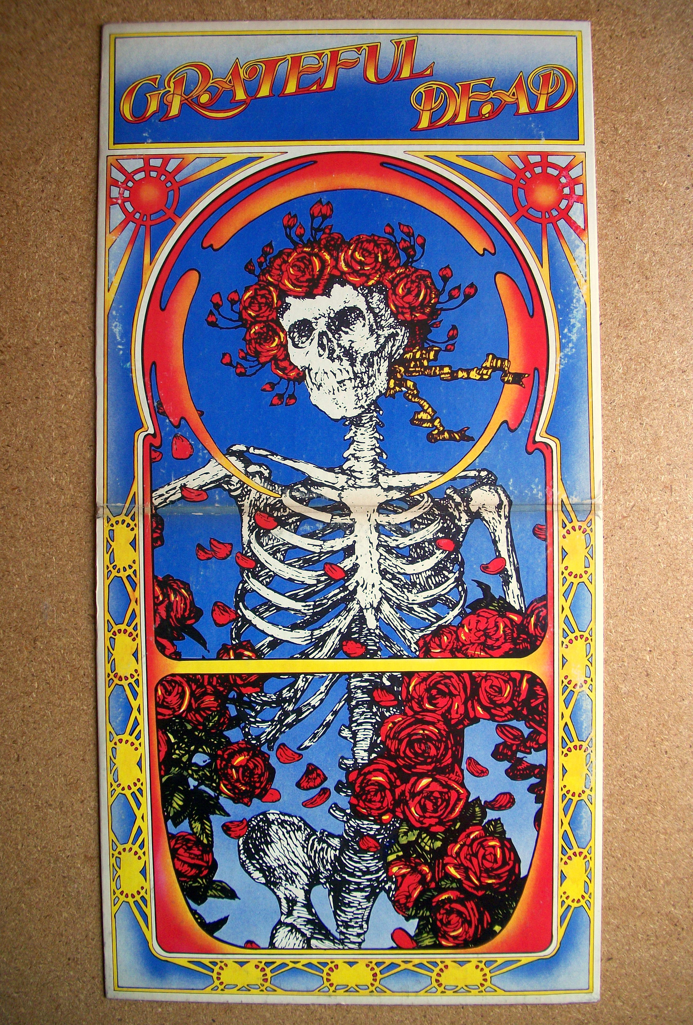 sinister vinyl collection grateful dead grateful dead 1971 sinister salad musikal 39 s weblog. Black Bedroom Furniture Sets. Home Design Ideas