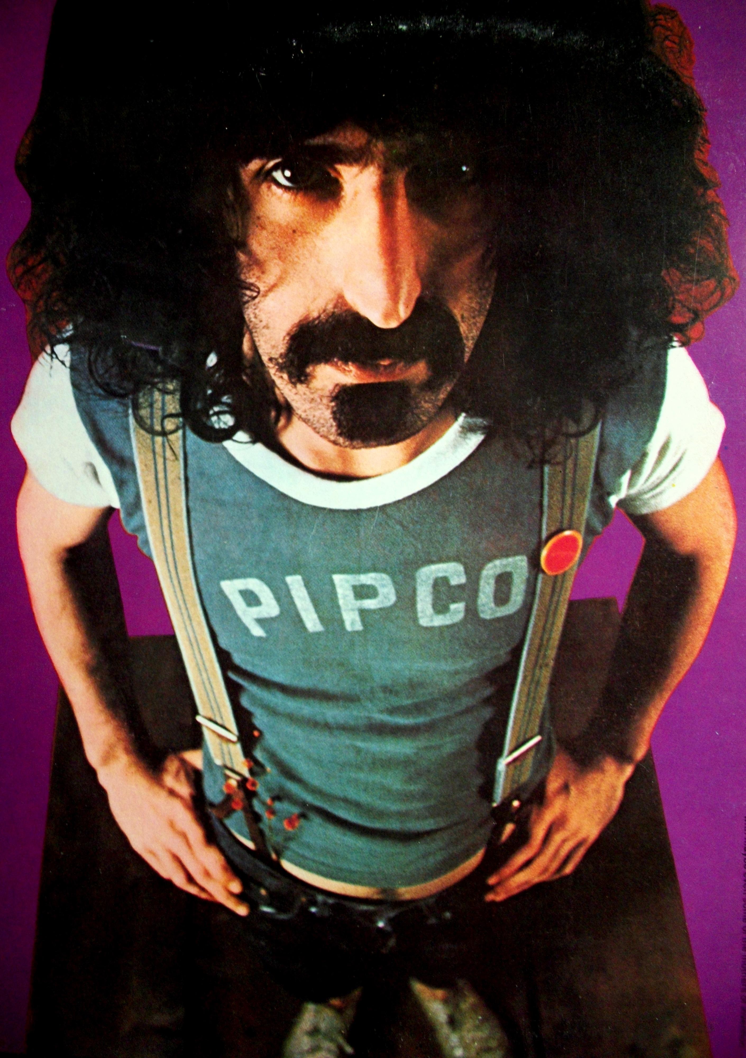 Sinister Vinyl Collection Frank Zappa Lumpy Gravy 1968