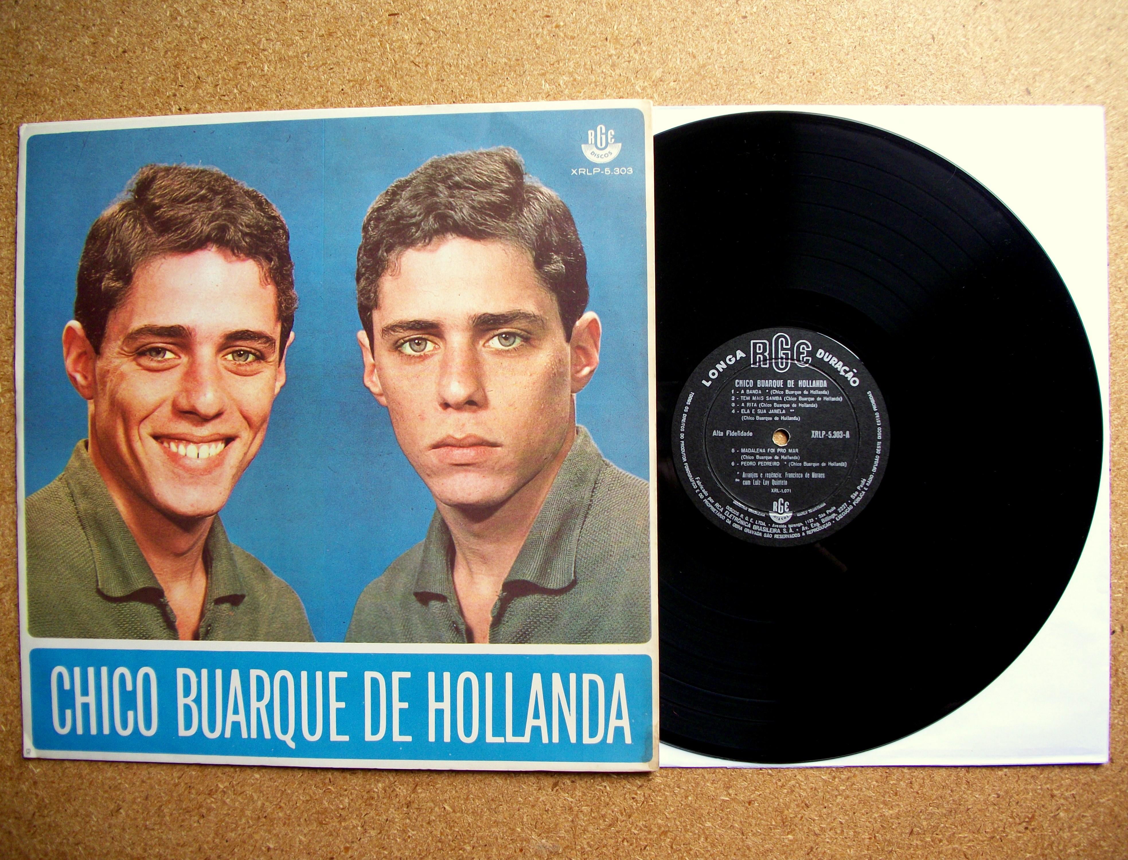 Chico Buarque De Hollanda Chico Buarque De Hollanda Volume 3
