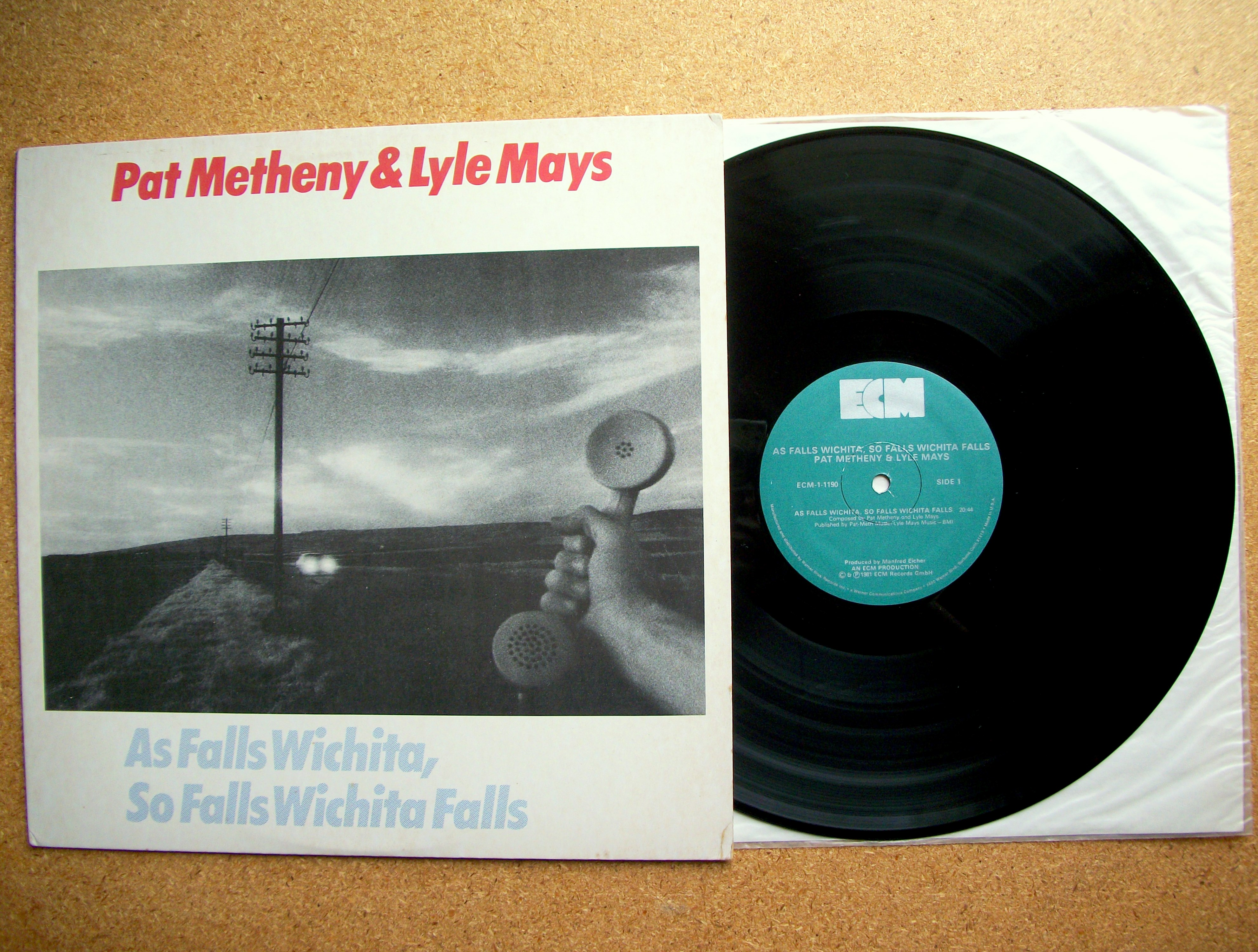 Sinister Vinyl Collection Pat Metheny Amp Lyle Mays As