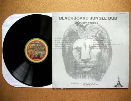 Sinister Vinyl Collection The Upsetters Blackboard