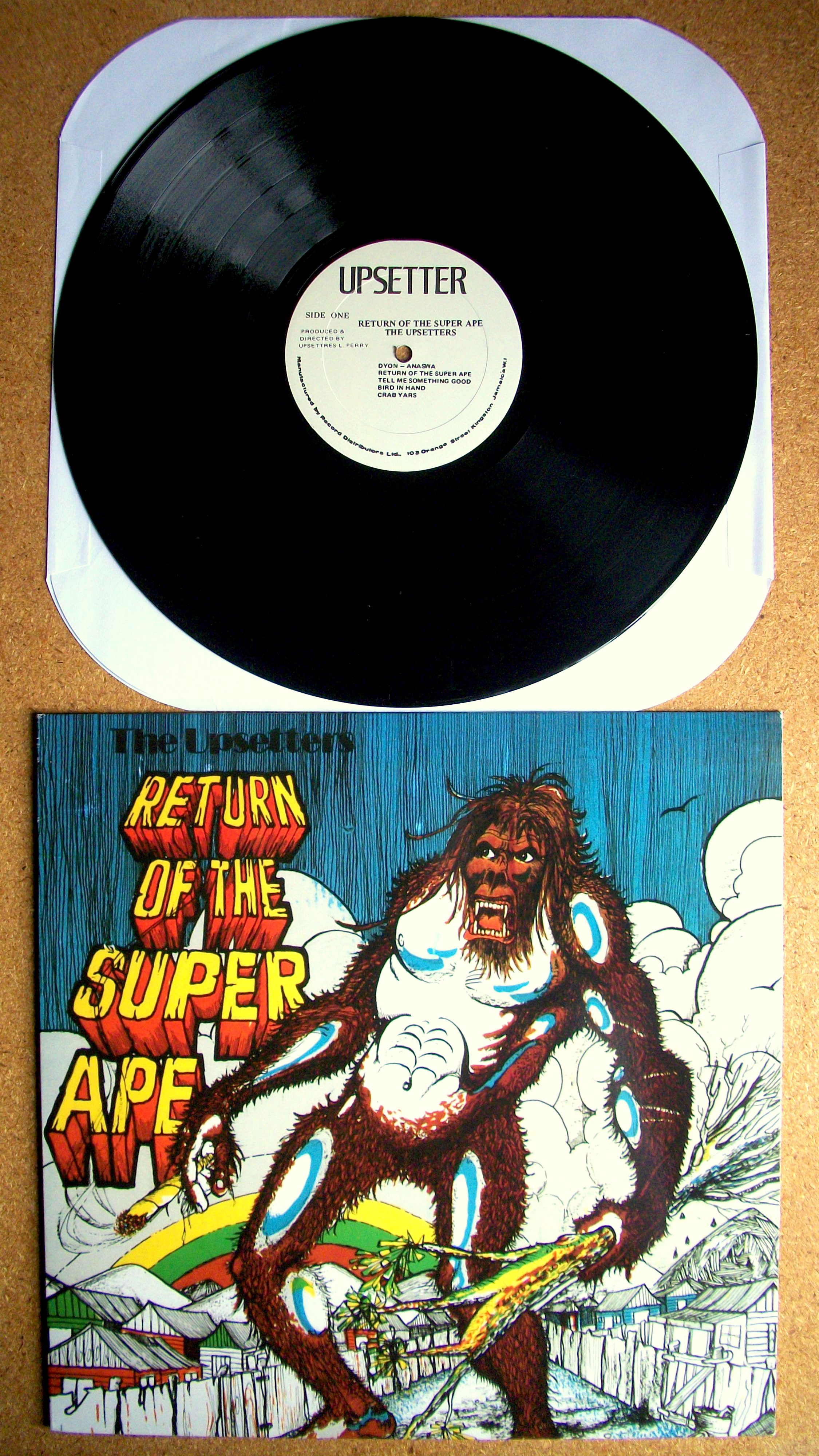 Sinister Vinyl Collection The Upsetters Return Of The