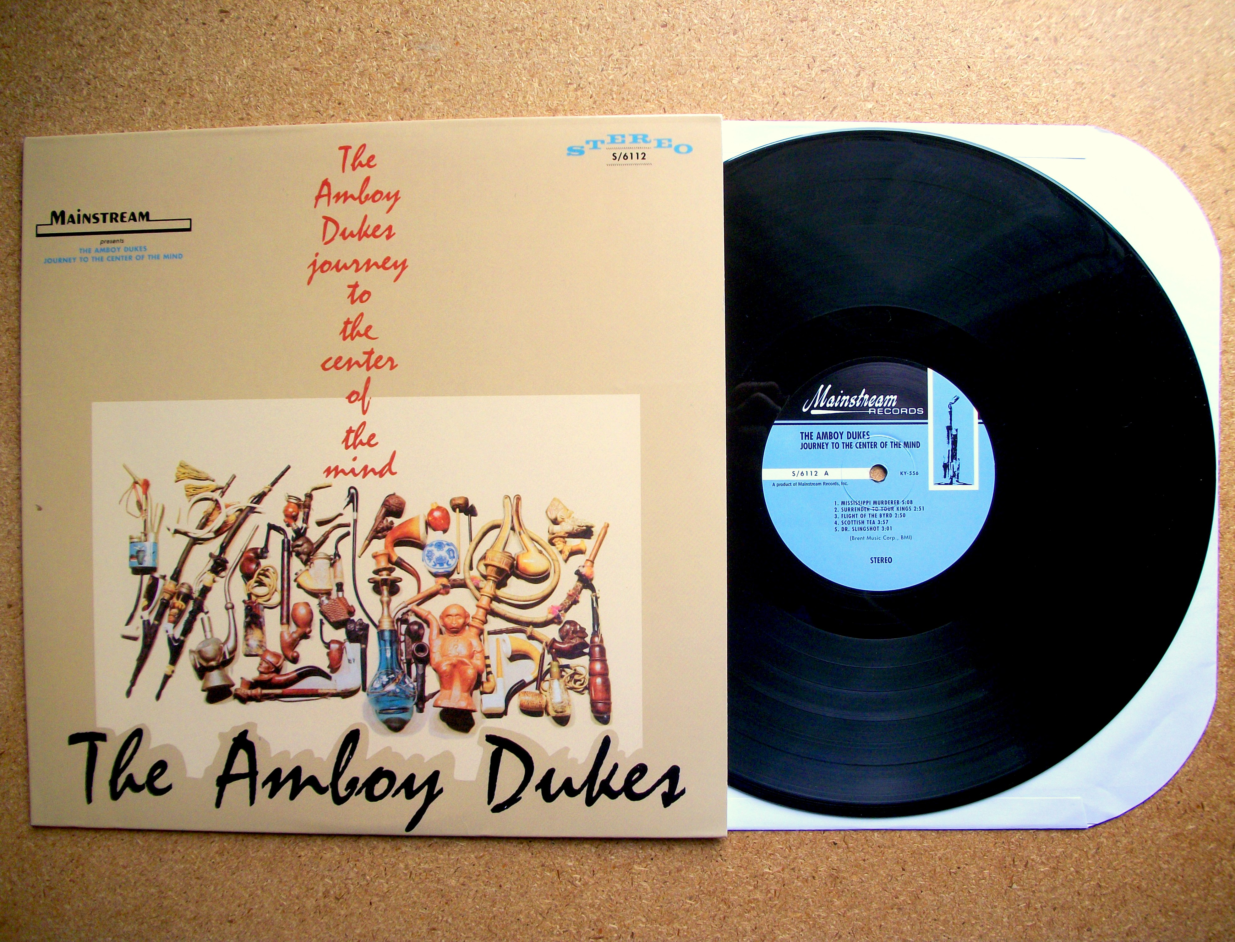 Amboy Dukes Sinister Salad Musikal S Weblog