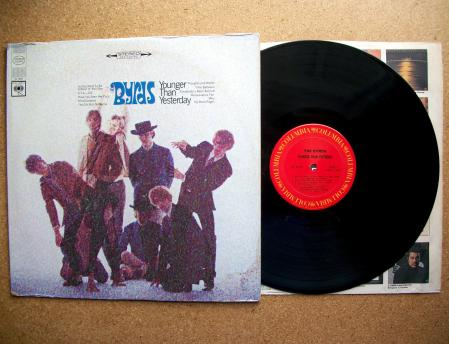 Sinister Vinyl Collection The Byrds Younger Than