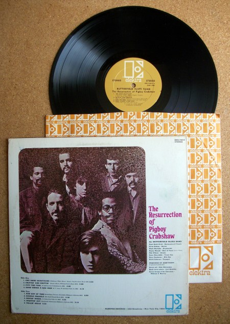 Sinister Vinyl Collection The Paul Butterfield Blues Band