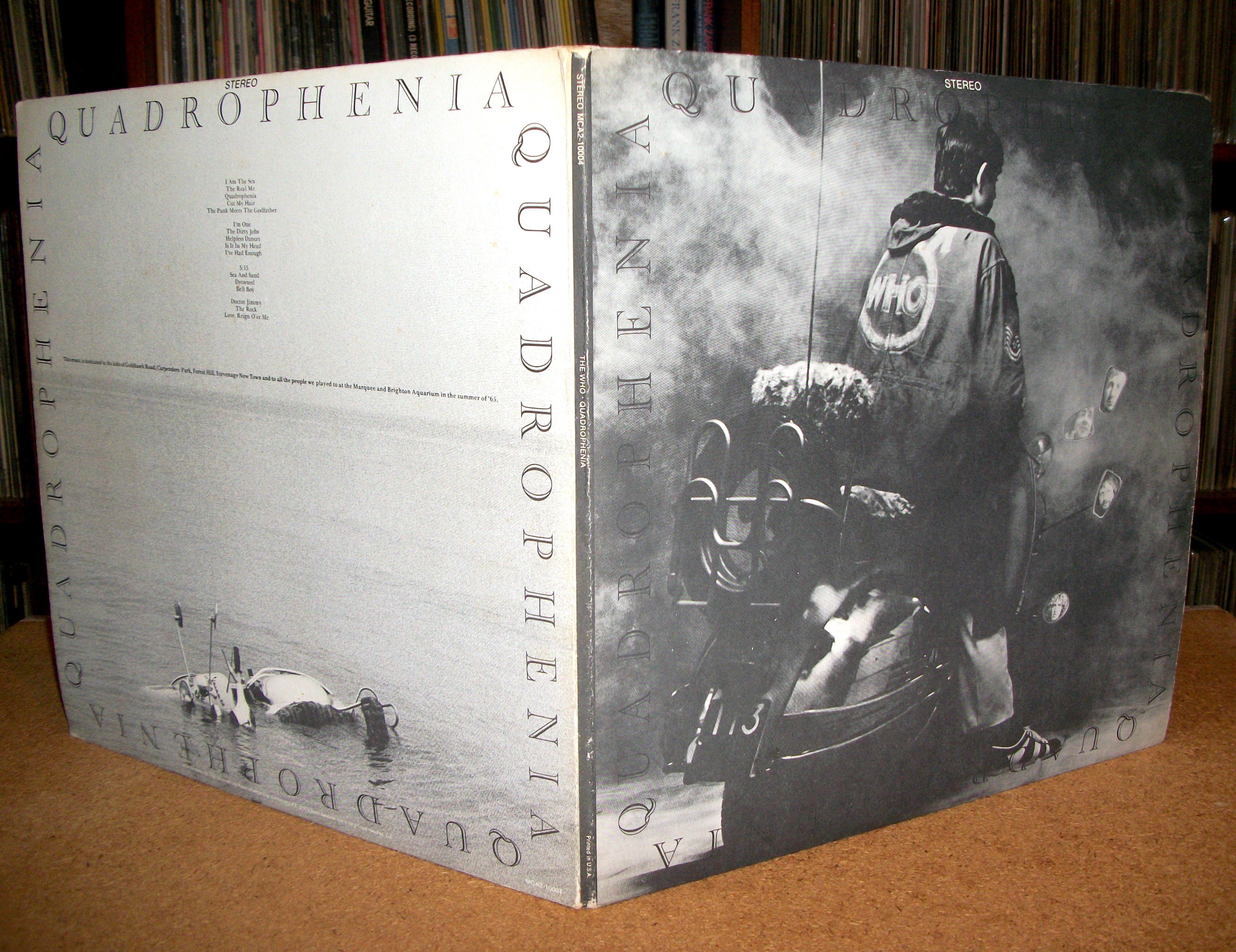 Sinister Vinyl Collection The Who Quadrophenia 1973