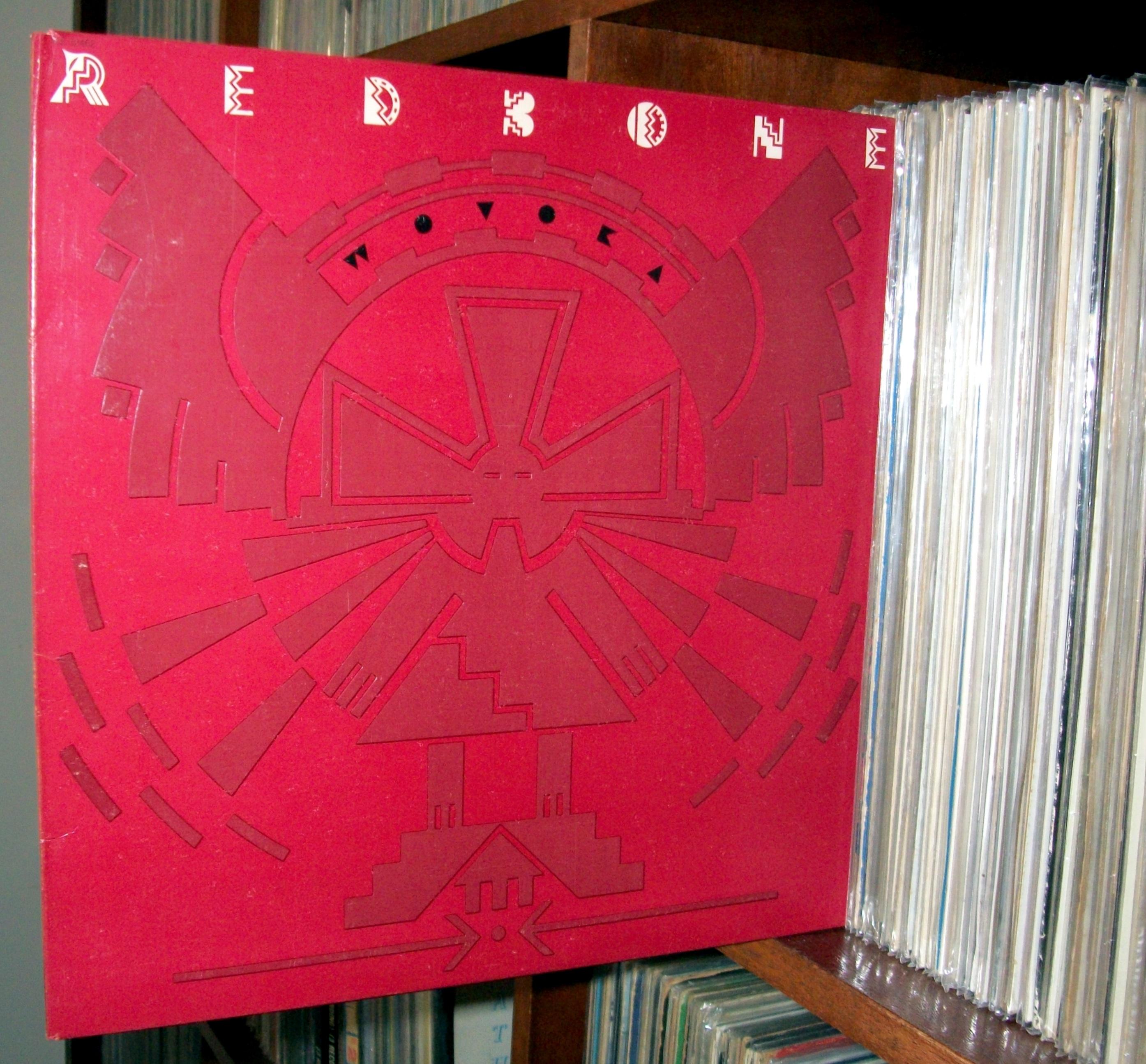 Sinister Vinyl Collection Redbone Wovoka 1973