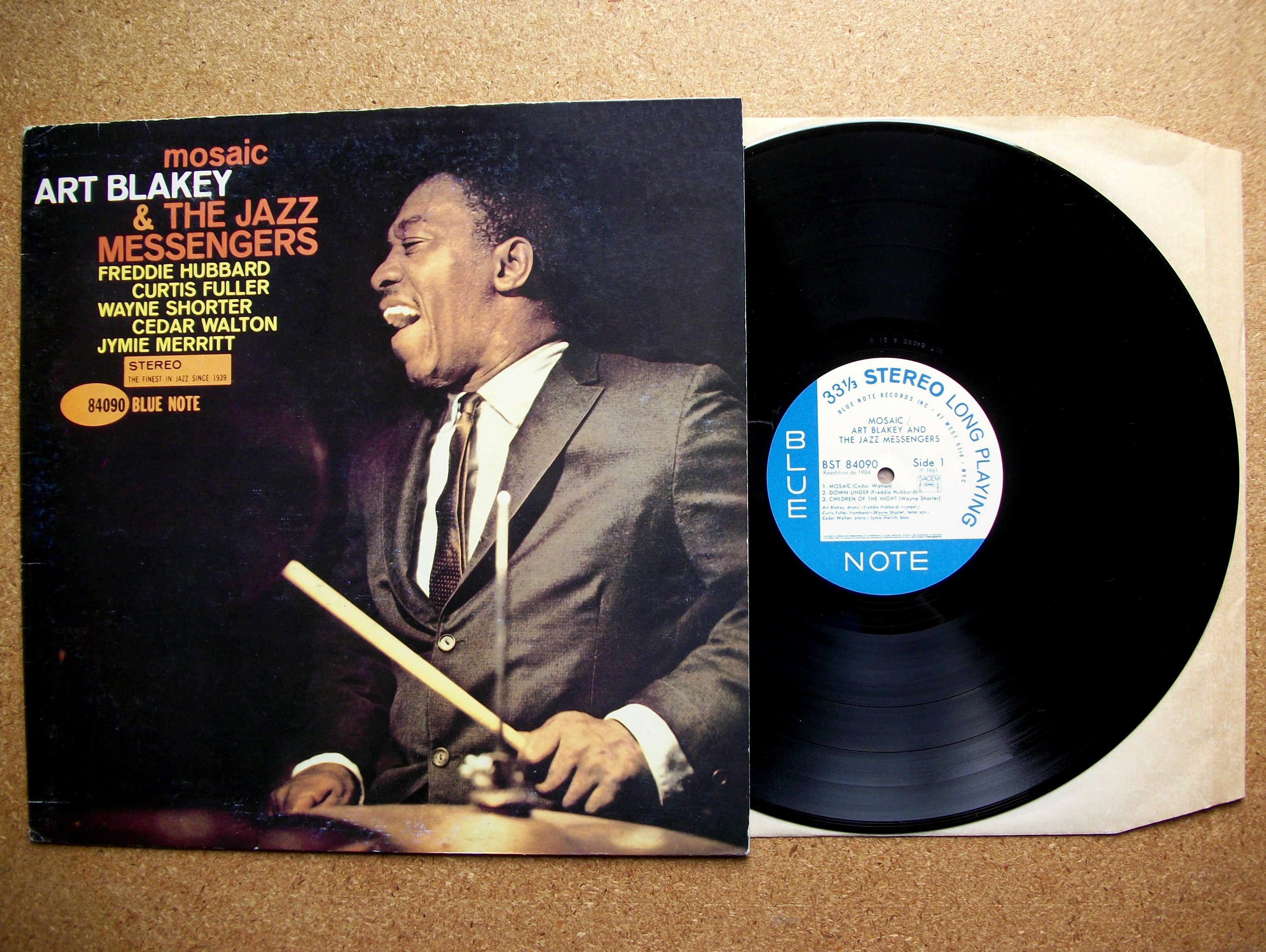 Art Blakey And The Jazz Messengers Art Blakey And The Jazz Messengers