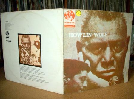 Howlin Wolf Sinister Salad Musikal S Weblog