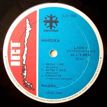 Manduka - Brasil 1500