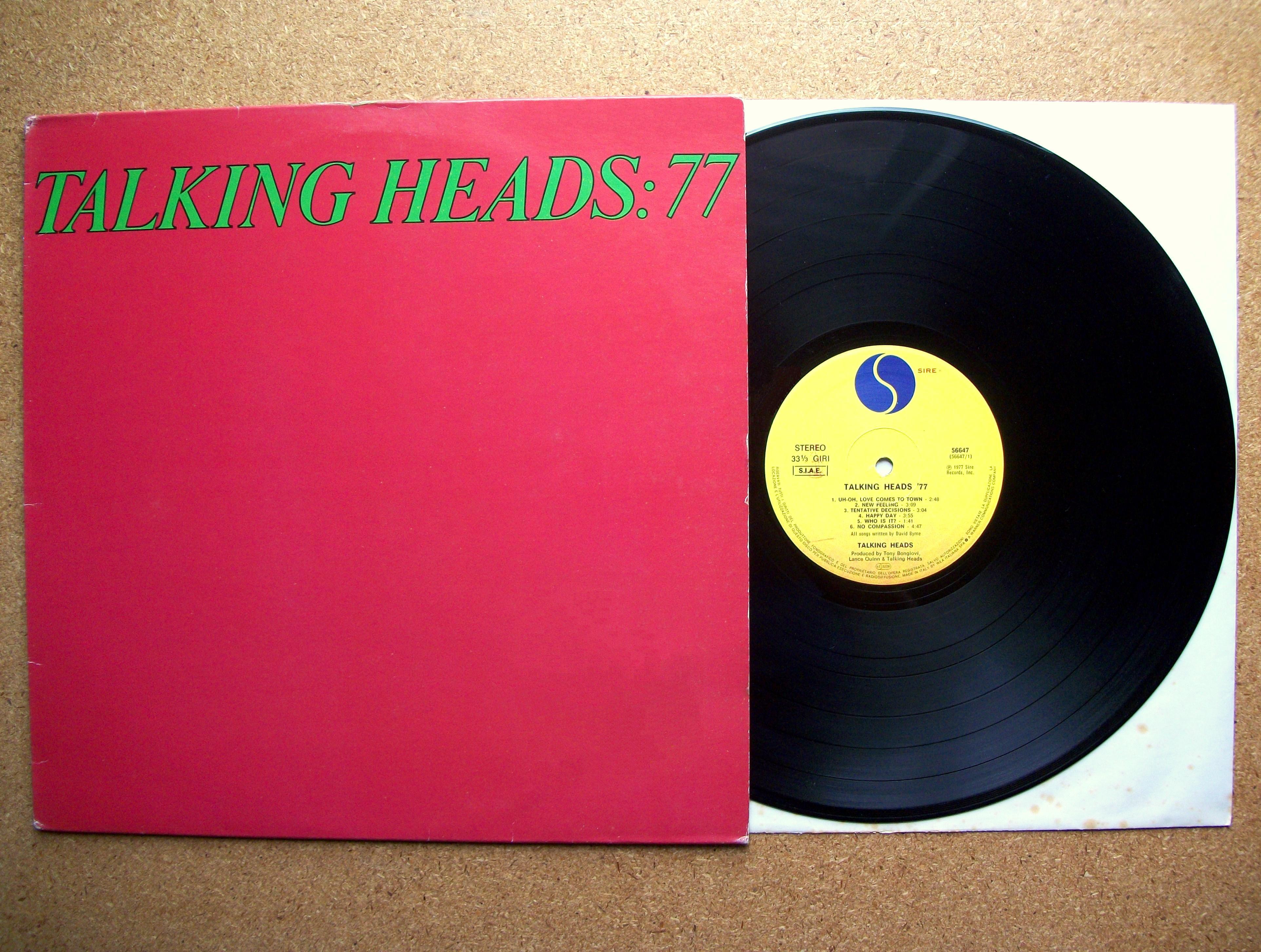 Talking Heads 77 Talking Heads 77 1977
