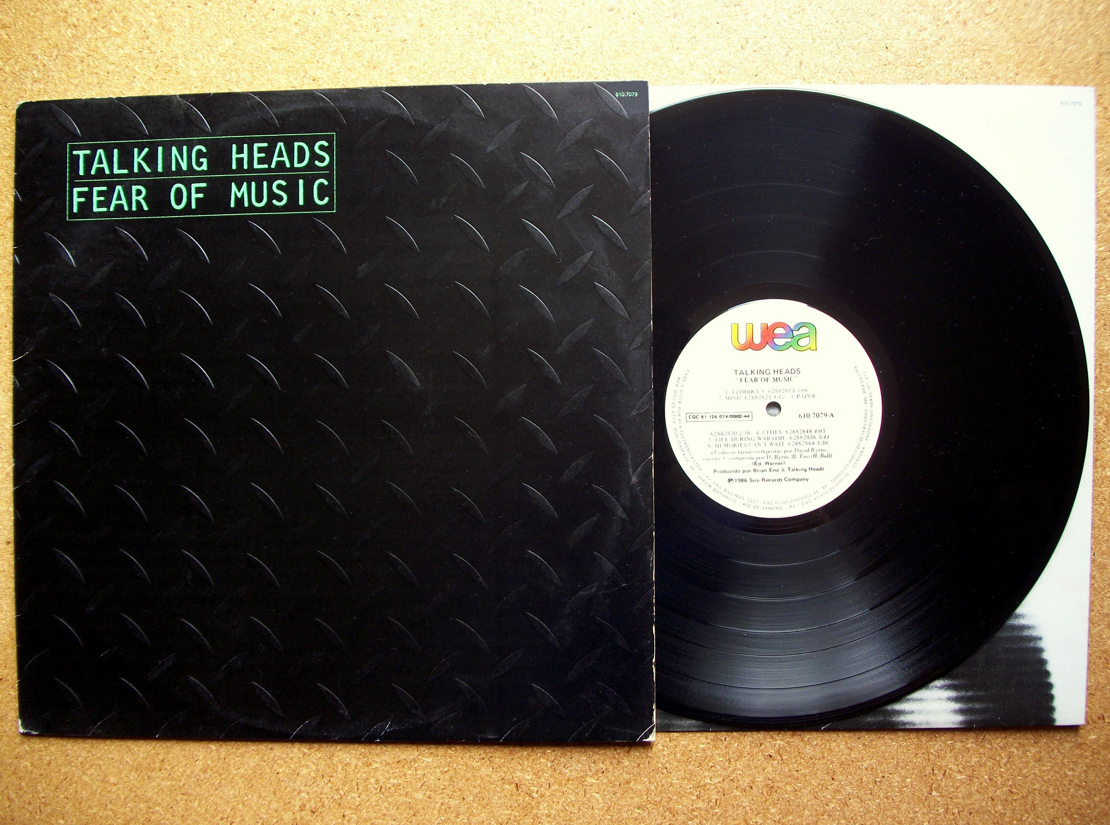 Talking Heads Sinister Salad Musikal S Weblog
