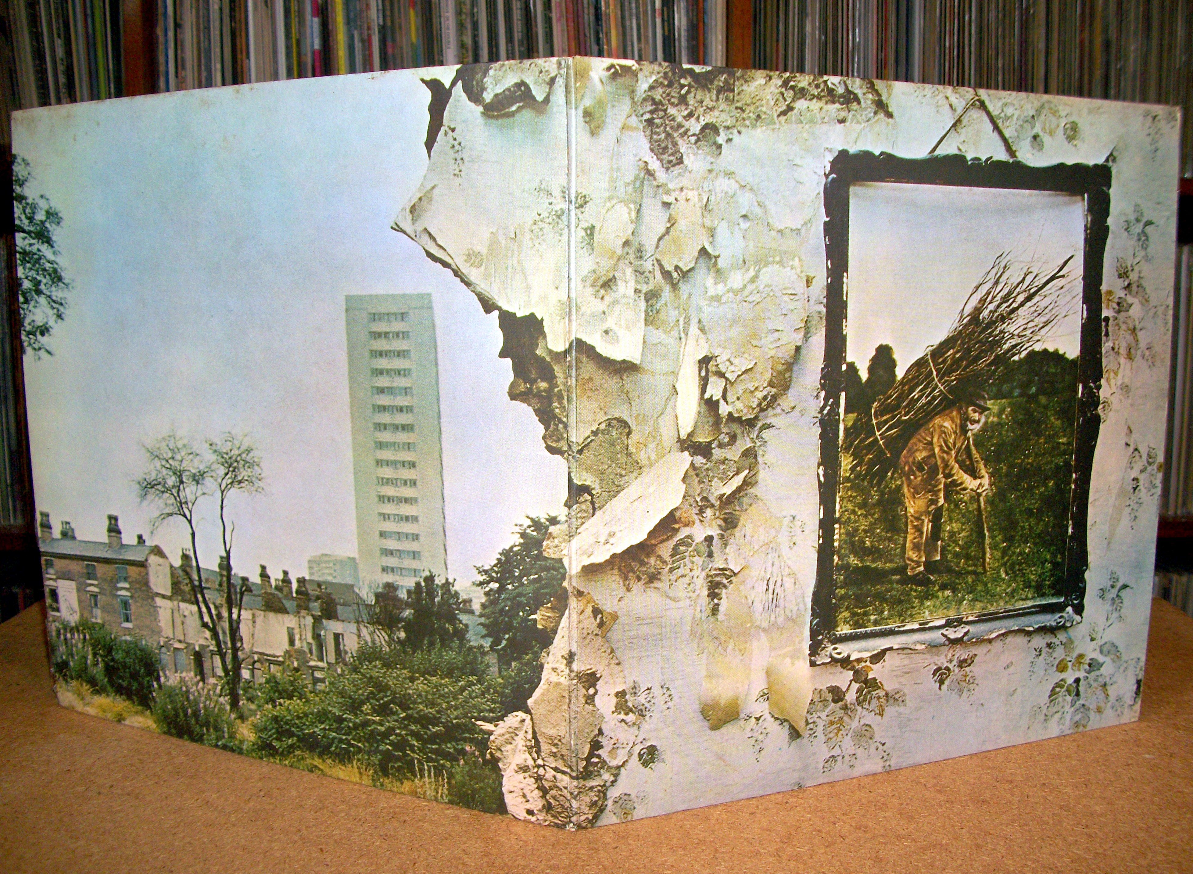 Sinister Vinyl Collection Led Zeppelin Led Zeppelin Iv