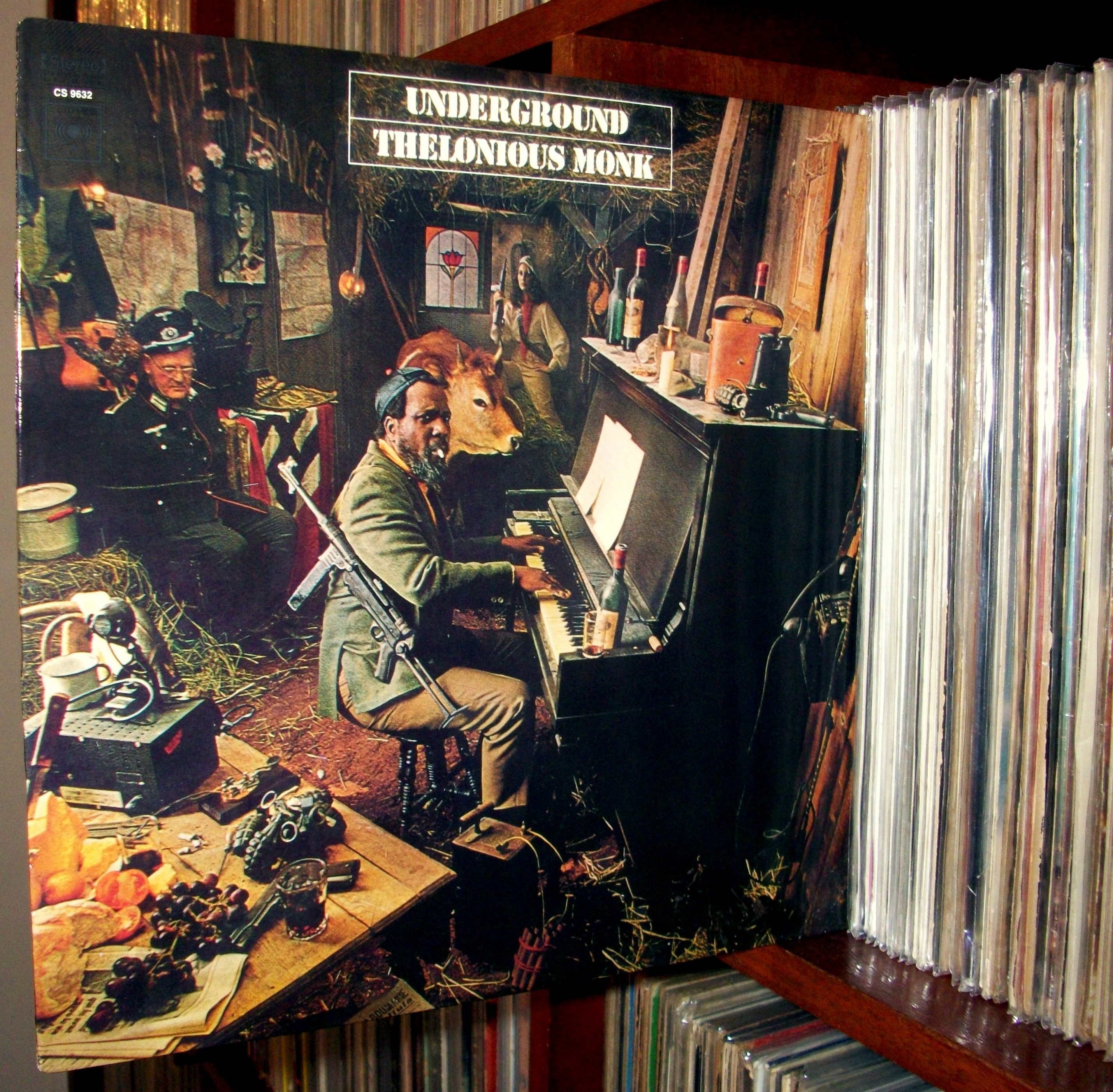 1978 additionally Thelonious Monk Well You Needn T It S Over Now 158646 furthermore B0040P1S7A as well Rootie monk1 furthermore Thelonious Himself. on thelonious monk