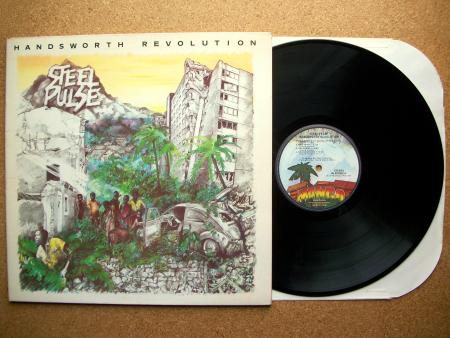 Sinister Vinyl Collection Steel Pulse Handsworth