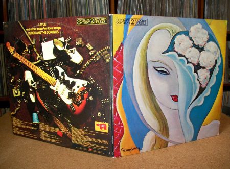 Sinister Vinyl Collection Derek And The Dominos Layla