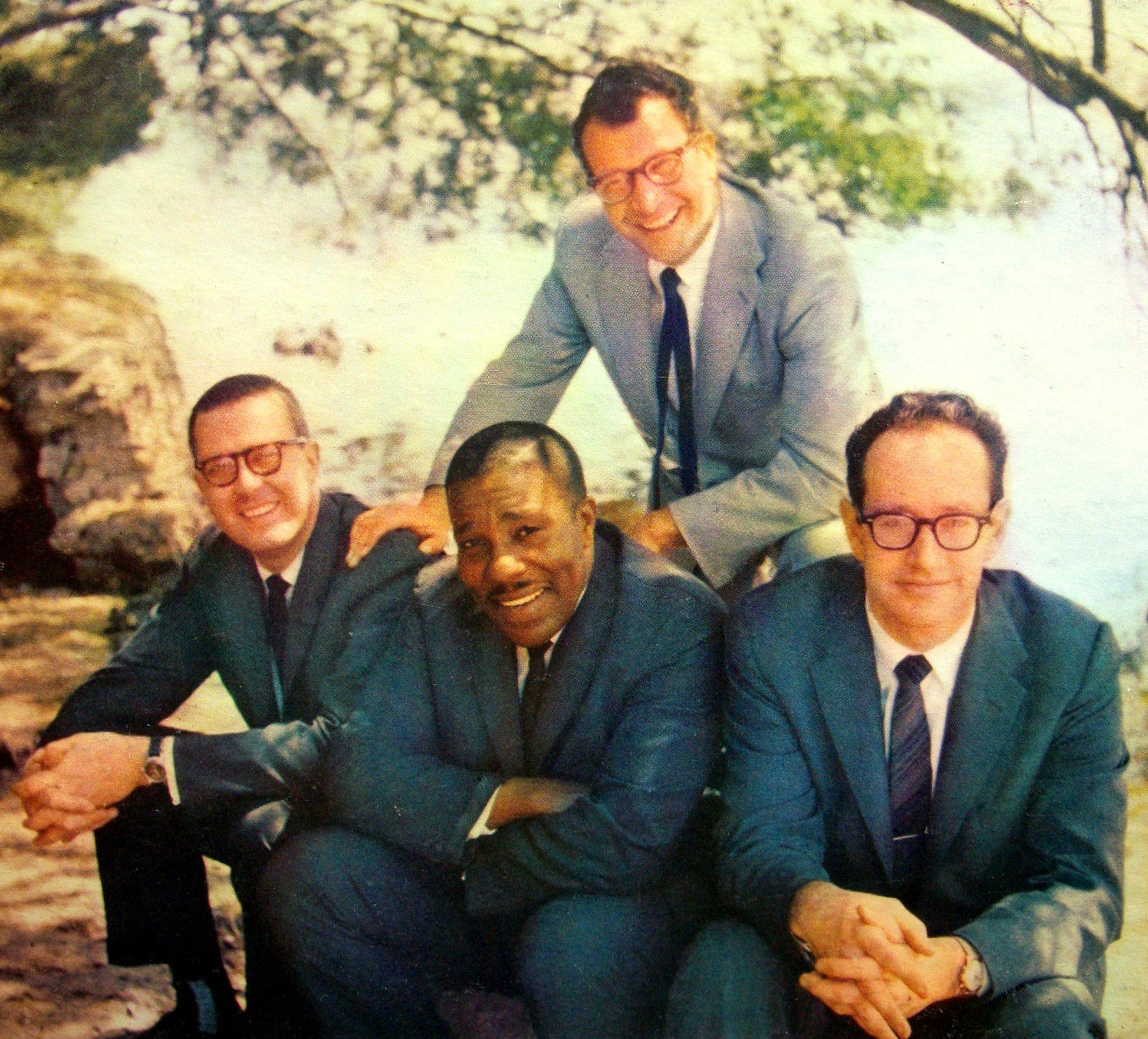 The Dave Brubeck Quartet - The Dave Brubeck Quartet Vol.2
