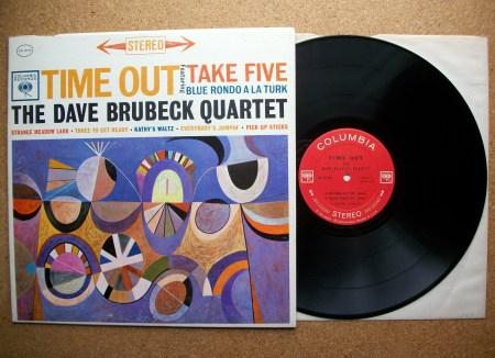 Sinister Vinyl Collection The Dave Brubeck Quartet Time