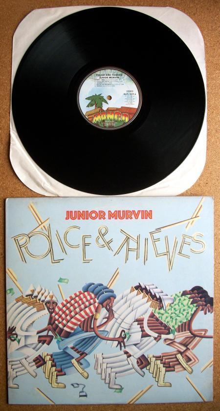 Junior Murvin / Winston Fergus - Wise Man / Praise Him