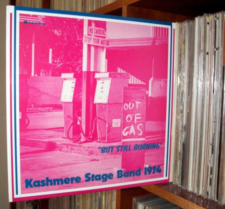 Kashmere Stage Band - Out Of Gas