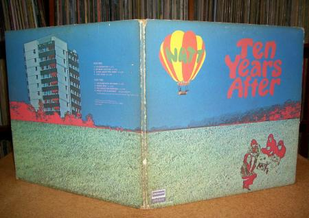 Sinister Vinyl Collection Ten Years After Watt 1970