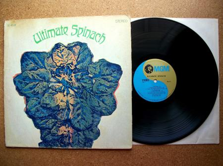 Sinister Vinyl Collection Ultimate Spinach Ultimate