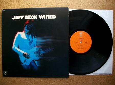 Jeff Beck Sinister Salad Musikal S Weblog