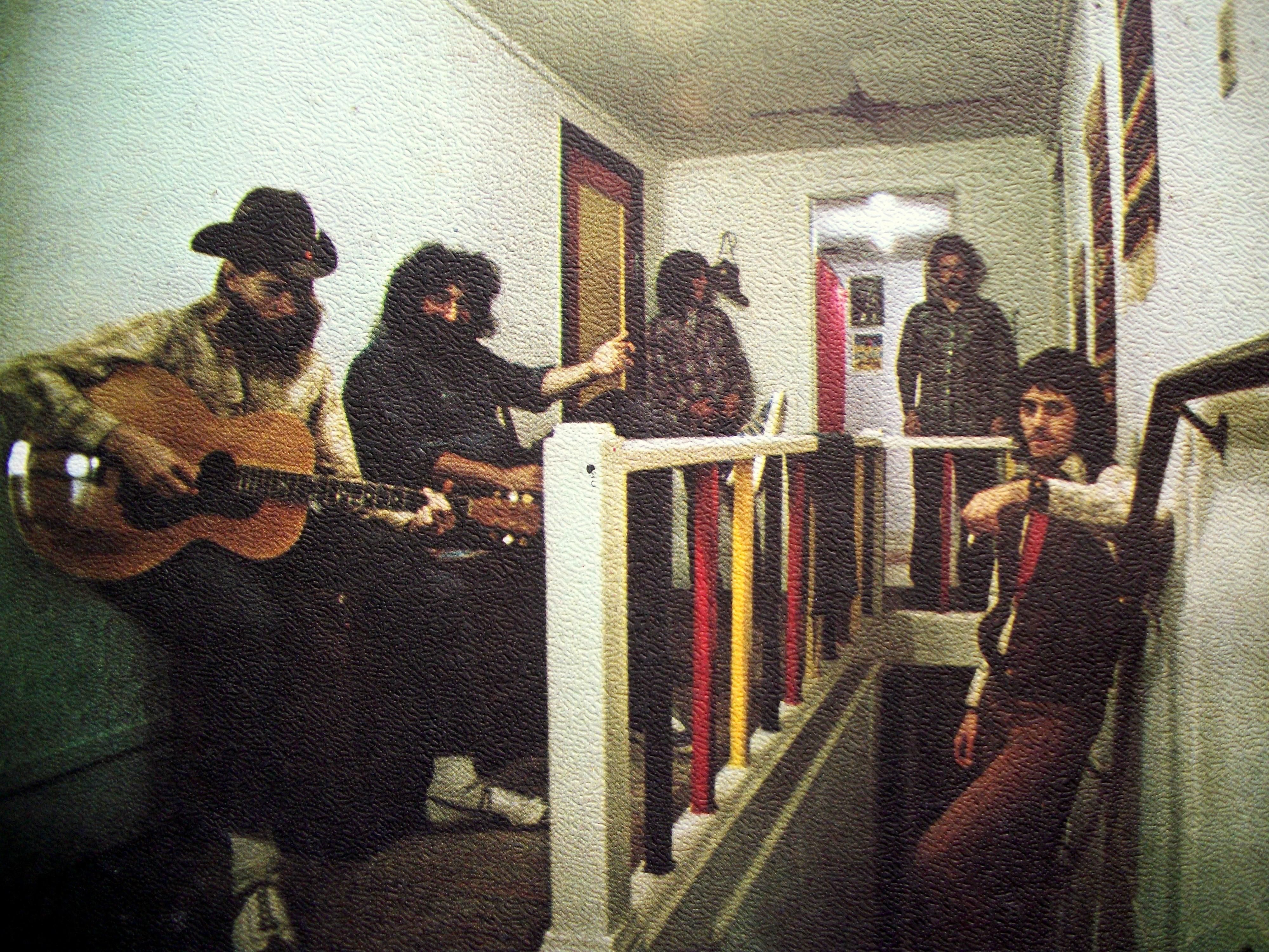 New Riders Of The Purple Sage - Feelin' All Right