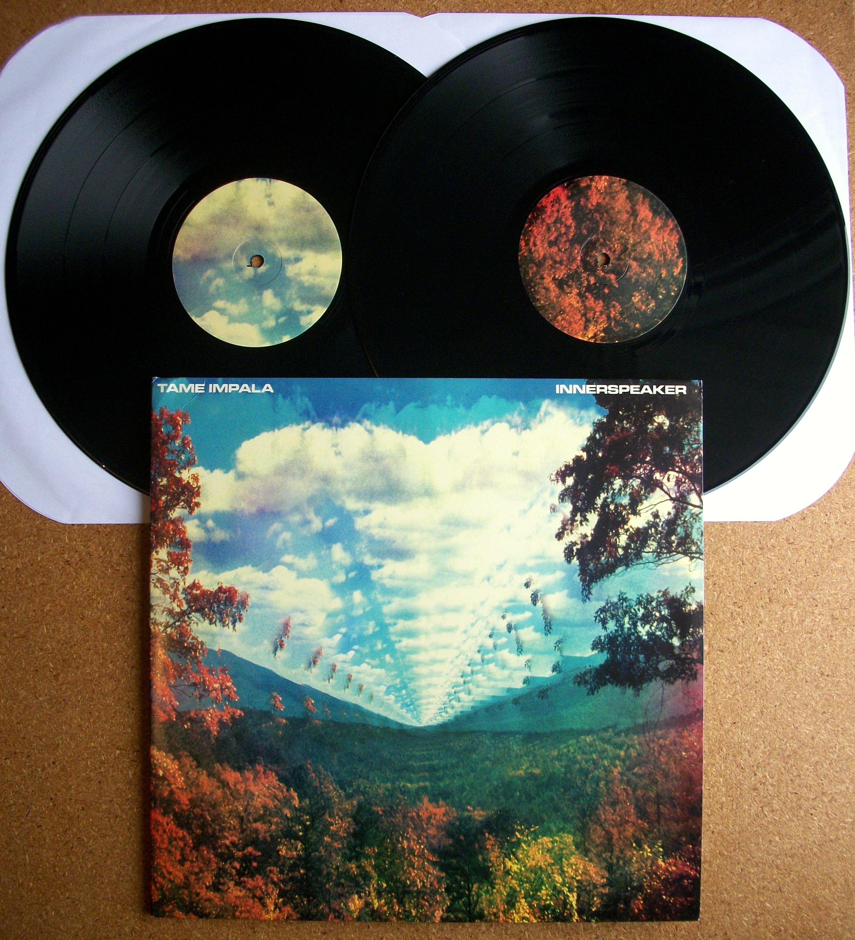 Sinister Vinyl Collection Tame Impala Innerspeaker