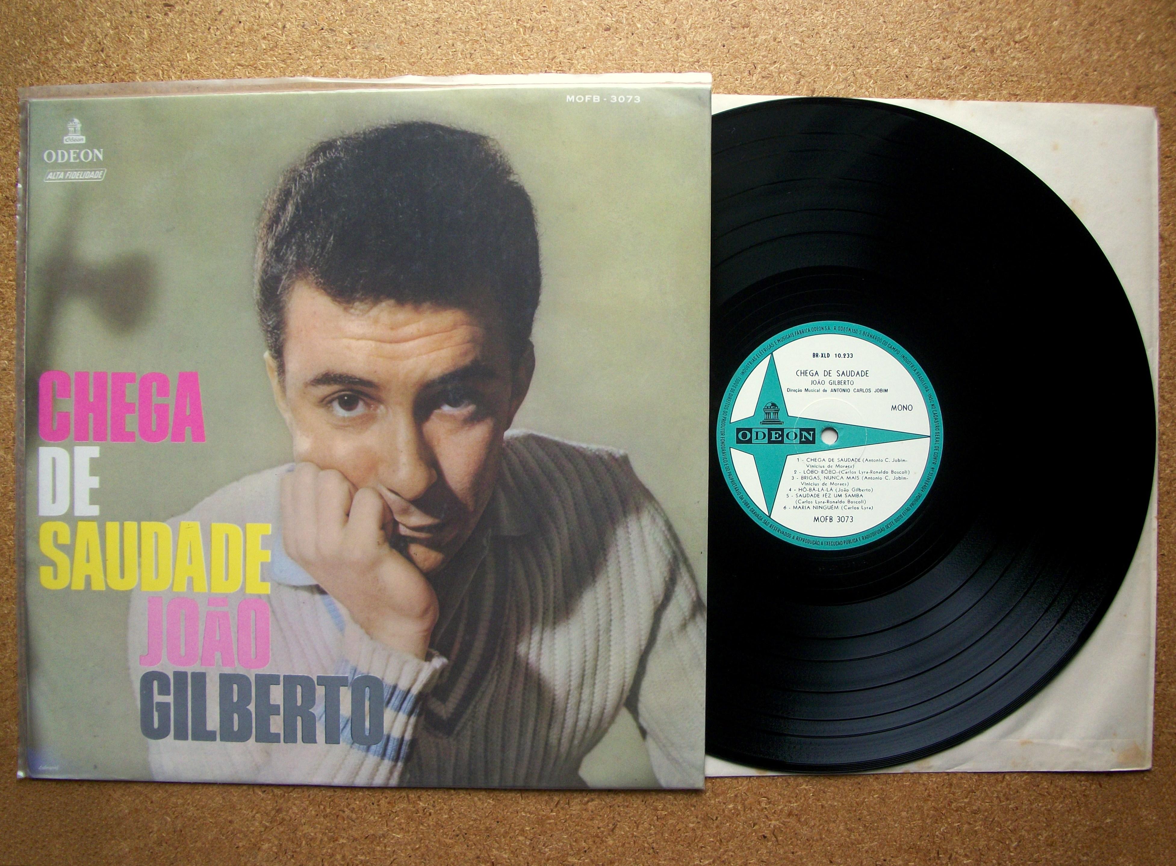 Sinister Vinyl Collection Jo 195 O Gilberto Chega De