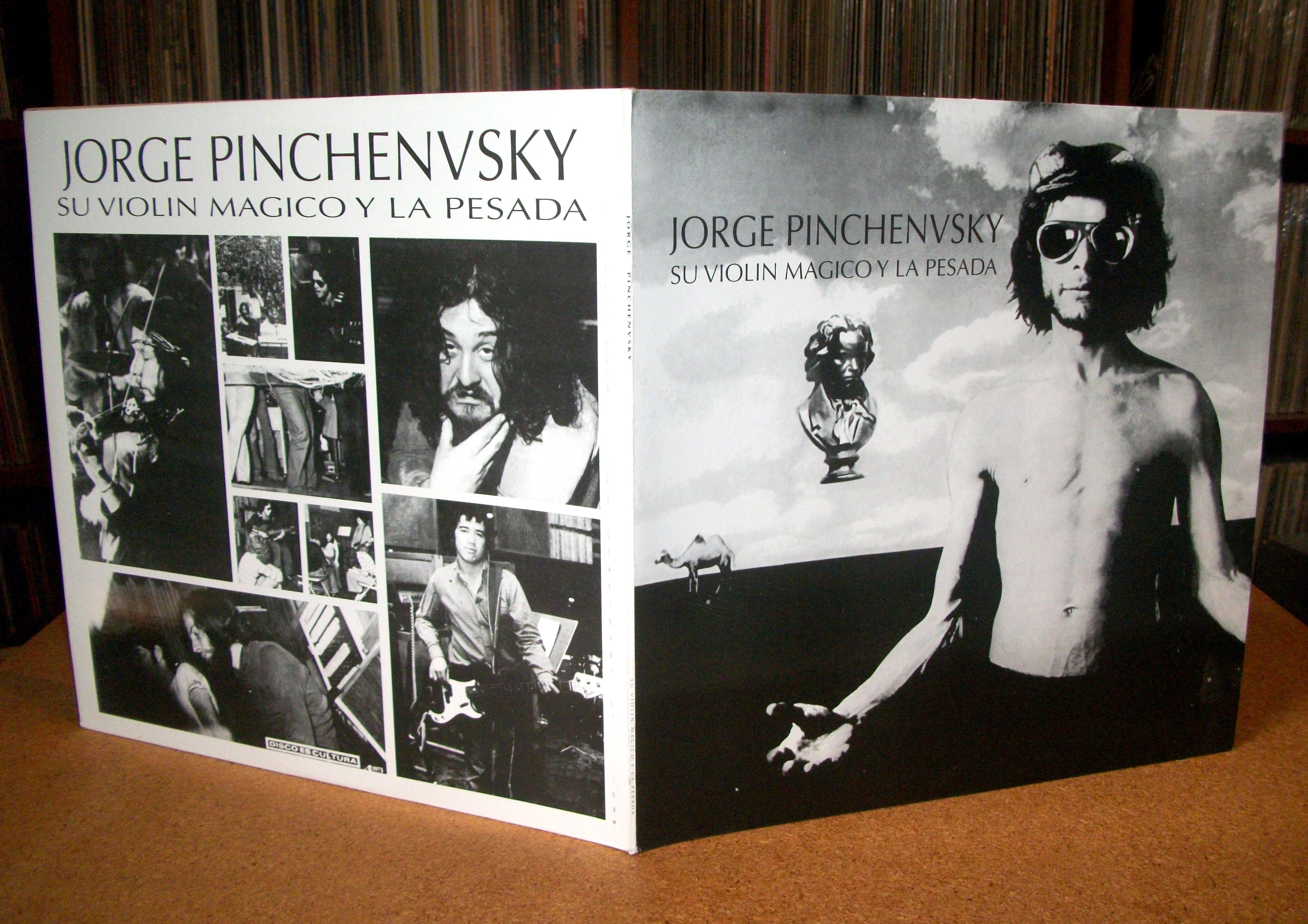 Jorge Pinchevsky Y La Samovar Big Band - Jorge Pinchevsky Y La Samovar Big Band