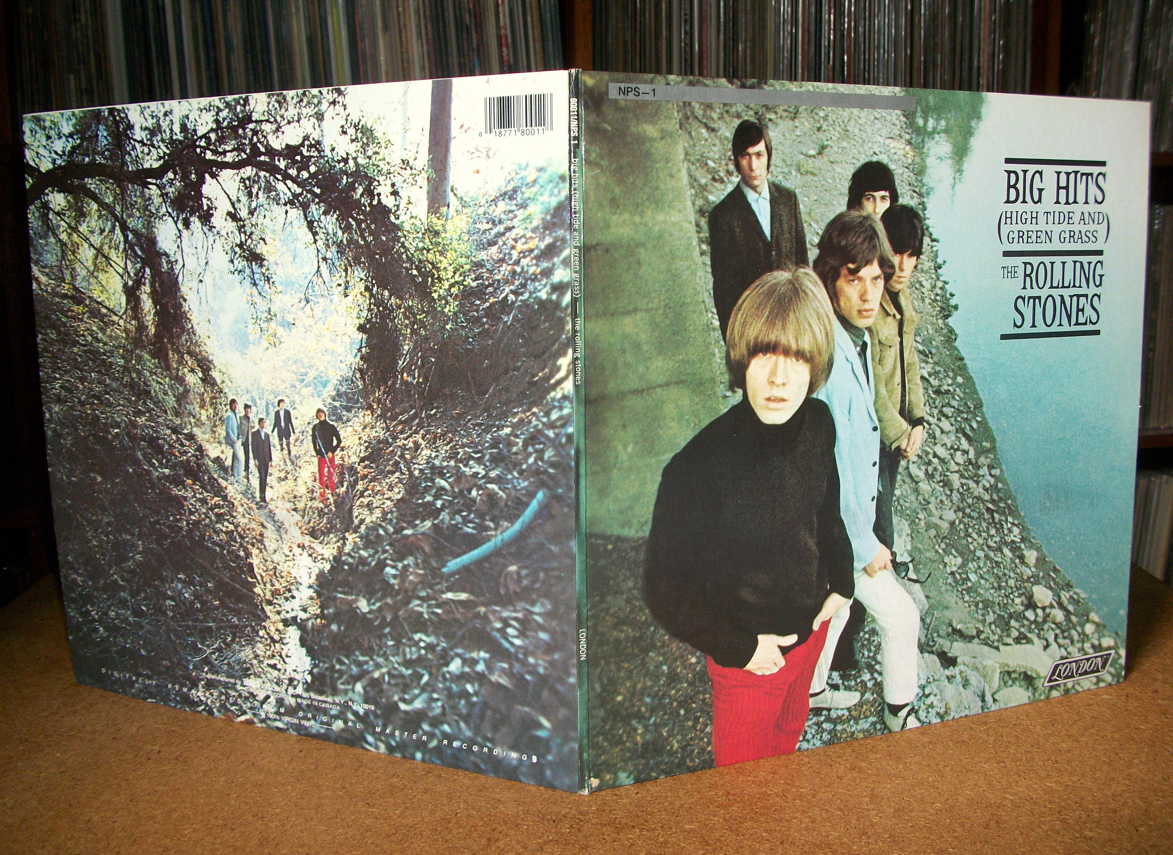 Sinister Vinyl Collection The Rolling Stones Big Hits