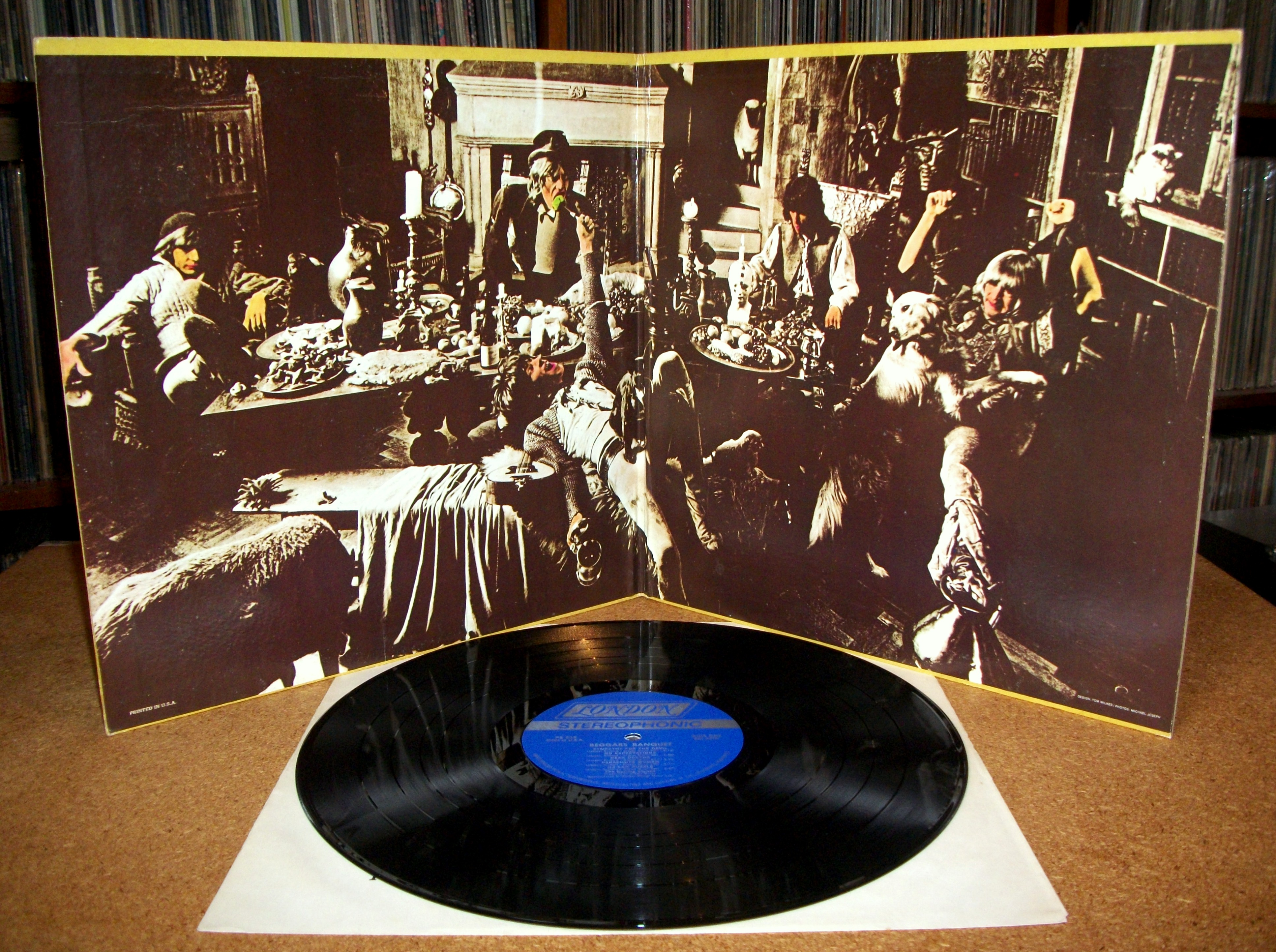 Sinister Vinyl Collection The Rolling Stones Beggars
