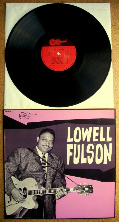 Lowell Fulson - Black Nights (The Early Kent Sessions)